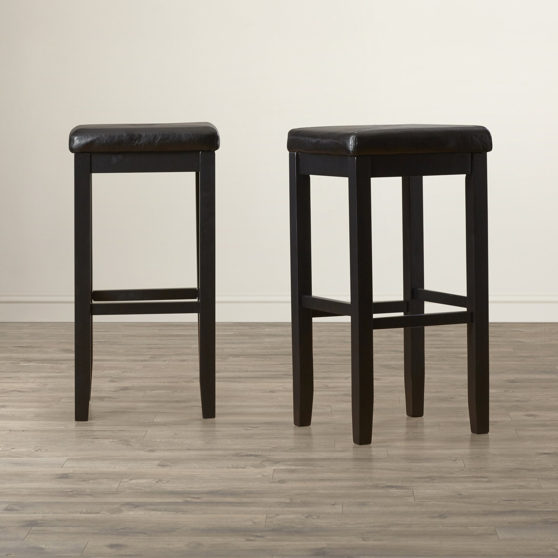 Andover Mills Mable 29 Bar Stool With Cushion Reviews