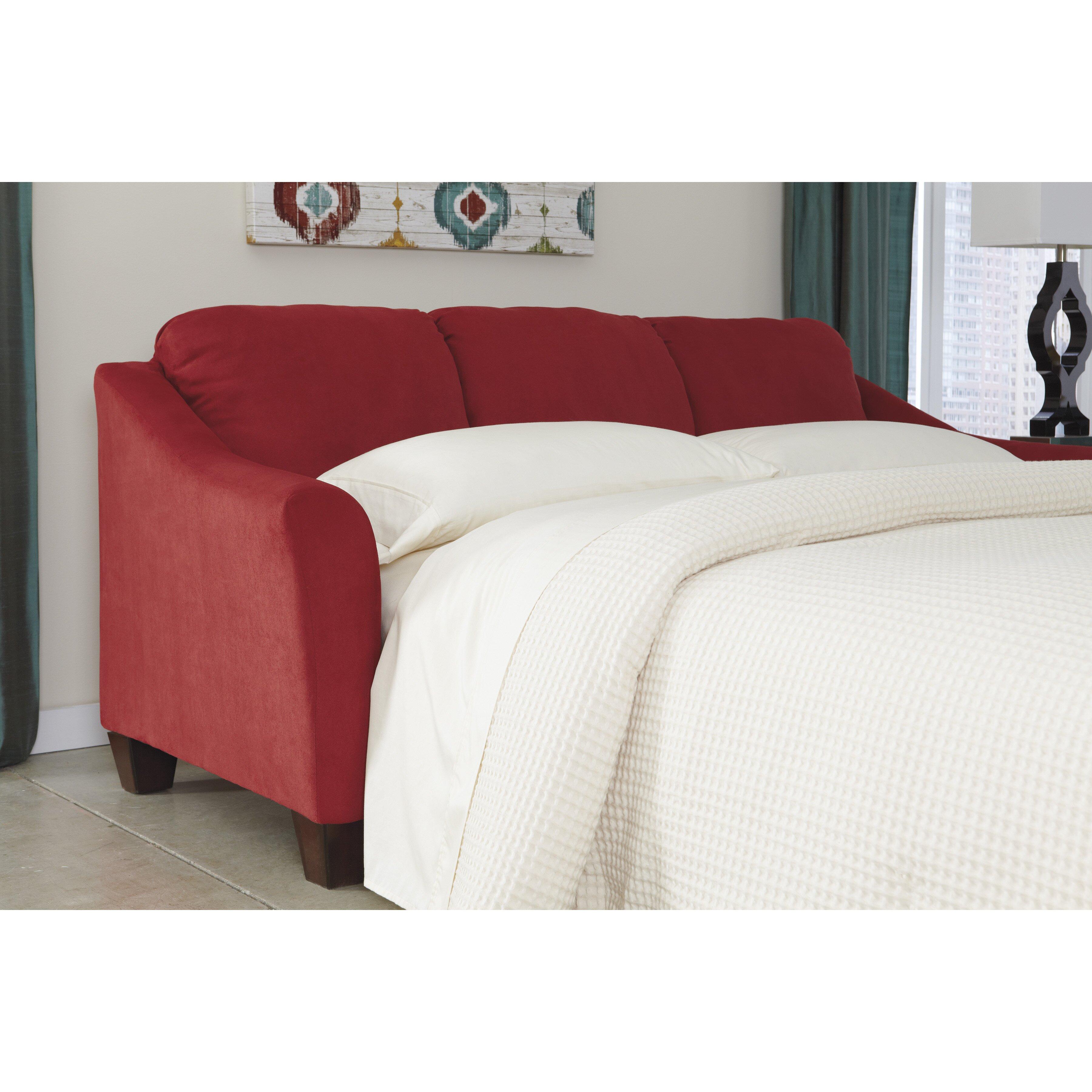 Andover Mills Ricks Sleeper Sofa Amp Reviews Wayfair