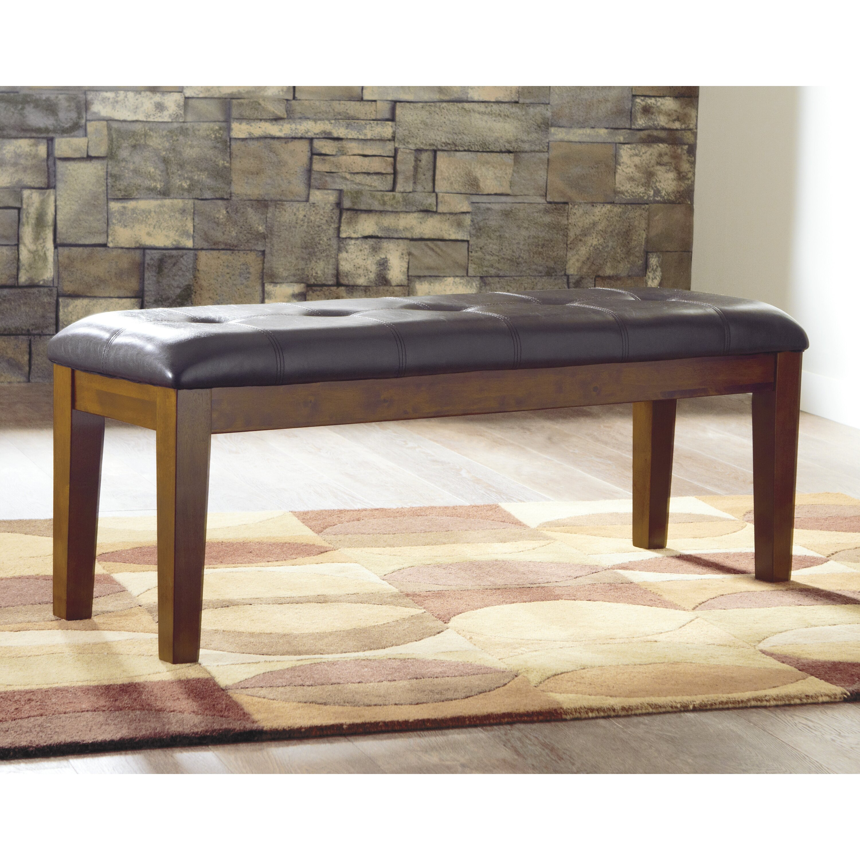 Rebecca Upholstered Kitchen Bench