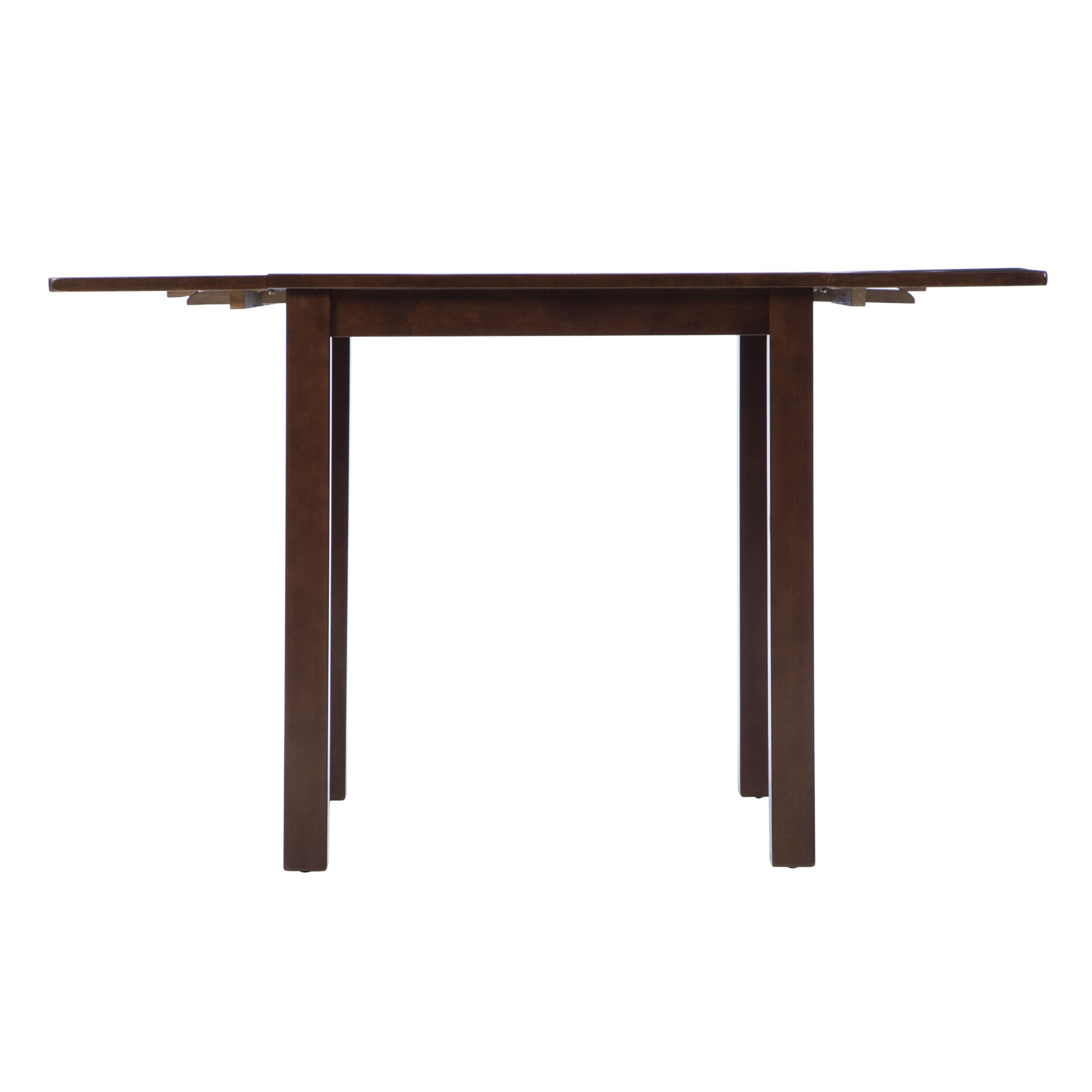 Andover Mills Rollins Extendable Dining Table Reviews: Andover Mills Trevino Extendable Cafe Table & Reviews