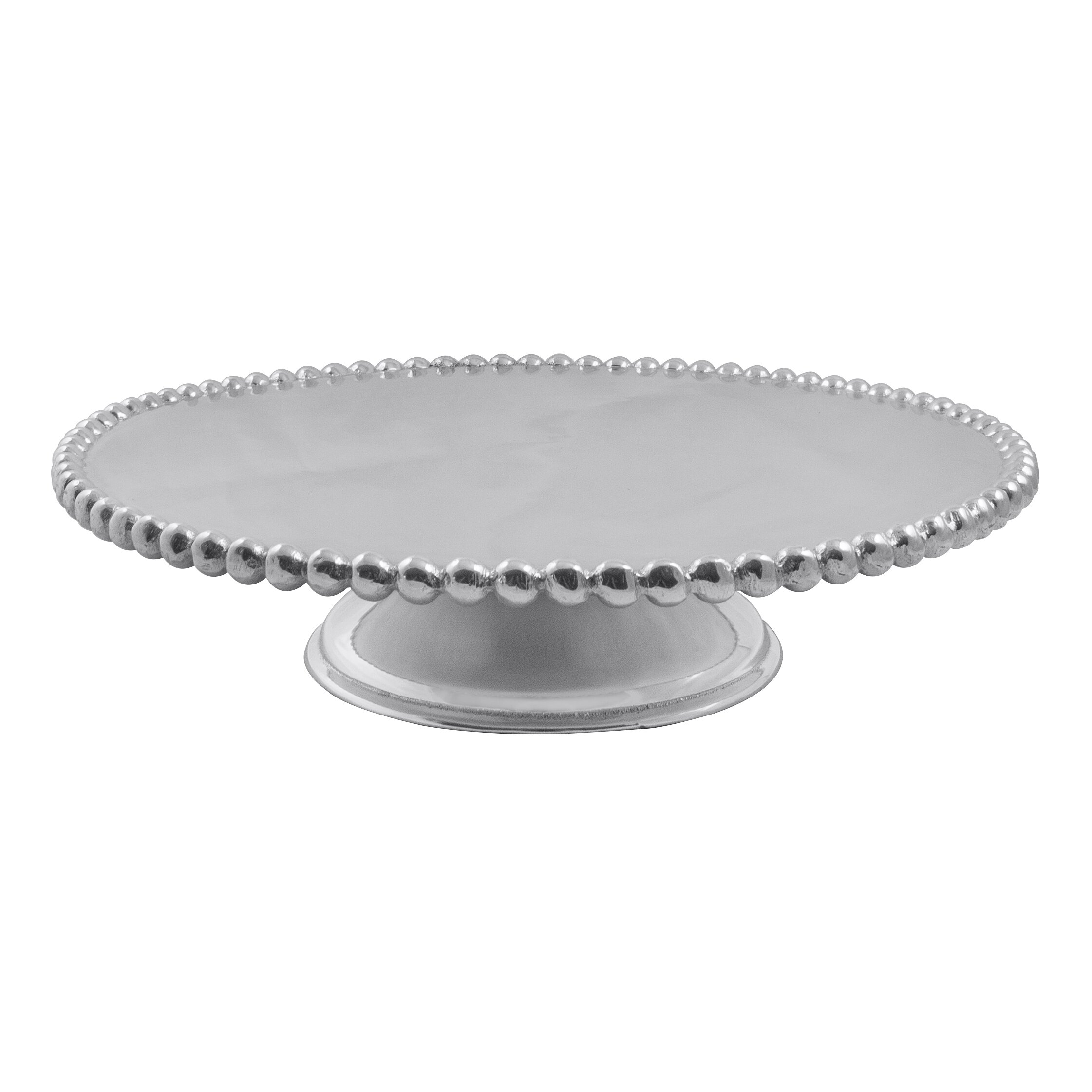 Mariposa String Of Pearls Cake Stand