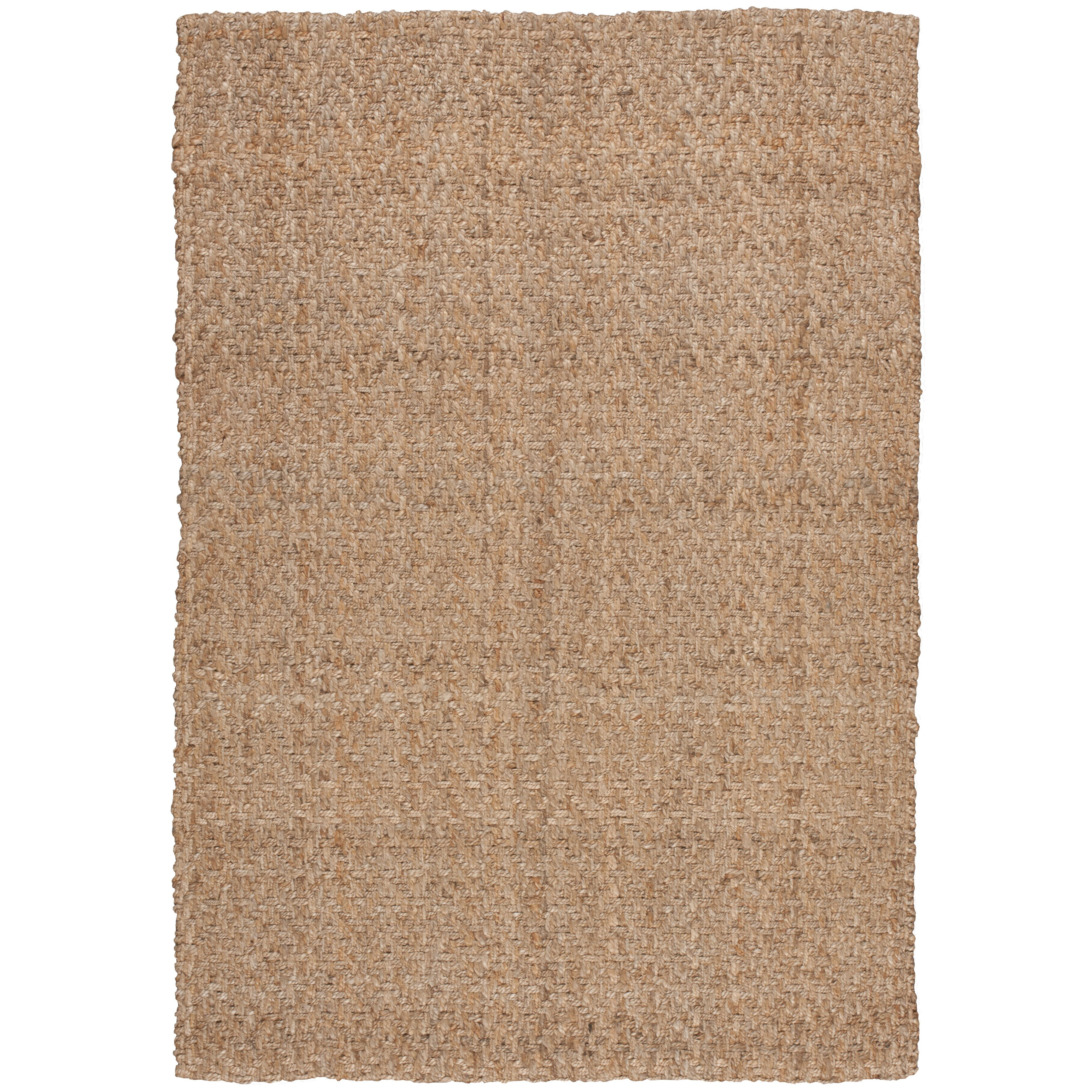 Rodgers Hand-Woven Brown Area Rug | Wayfair