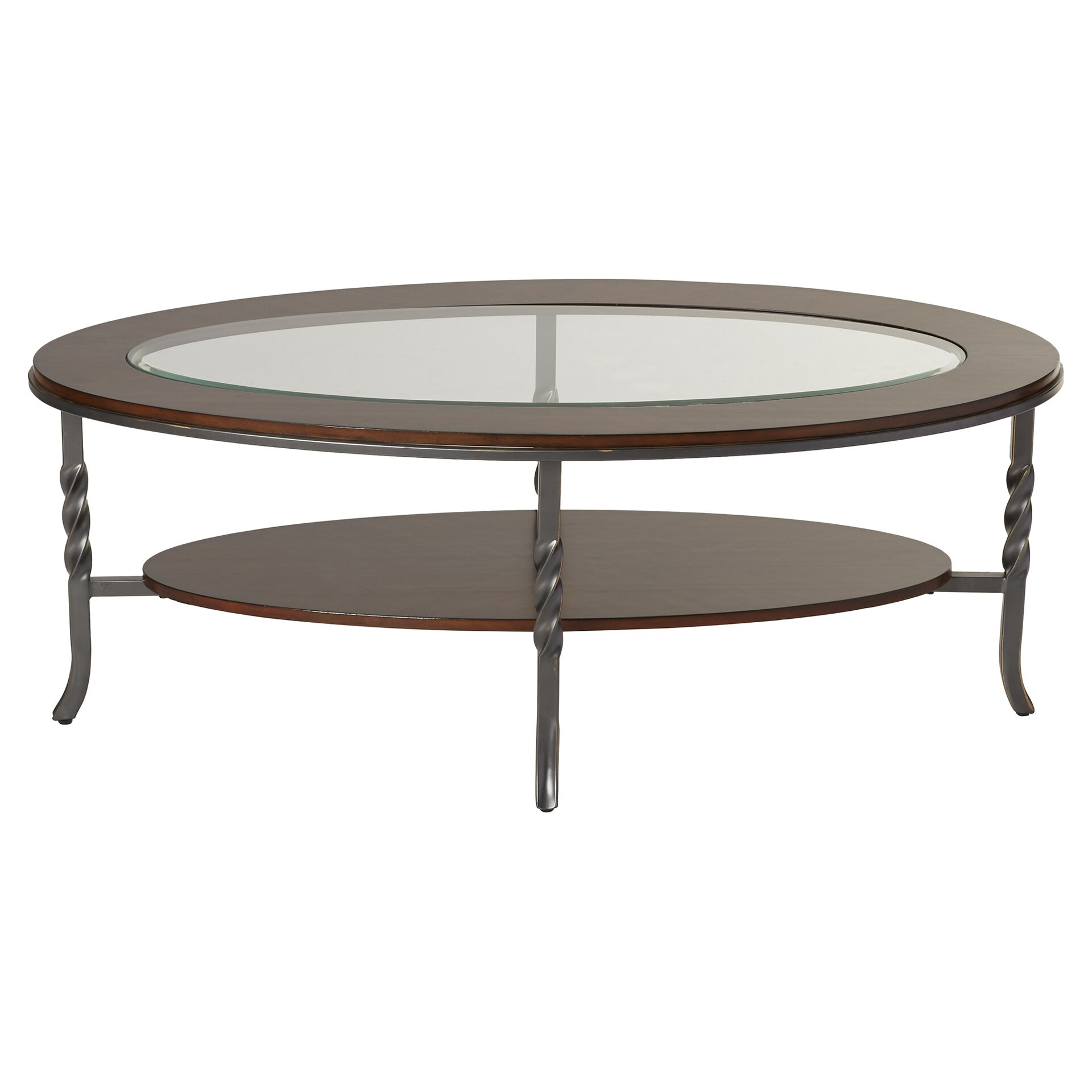 Veropeso 3 Piece Coffee Table Set: Vance 3 Piece Coffee Table Set