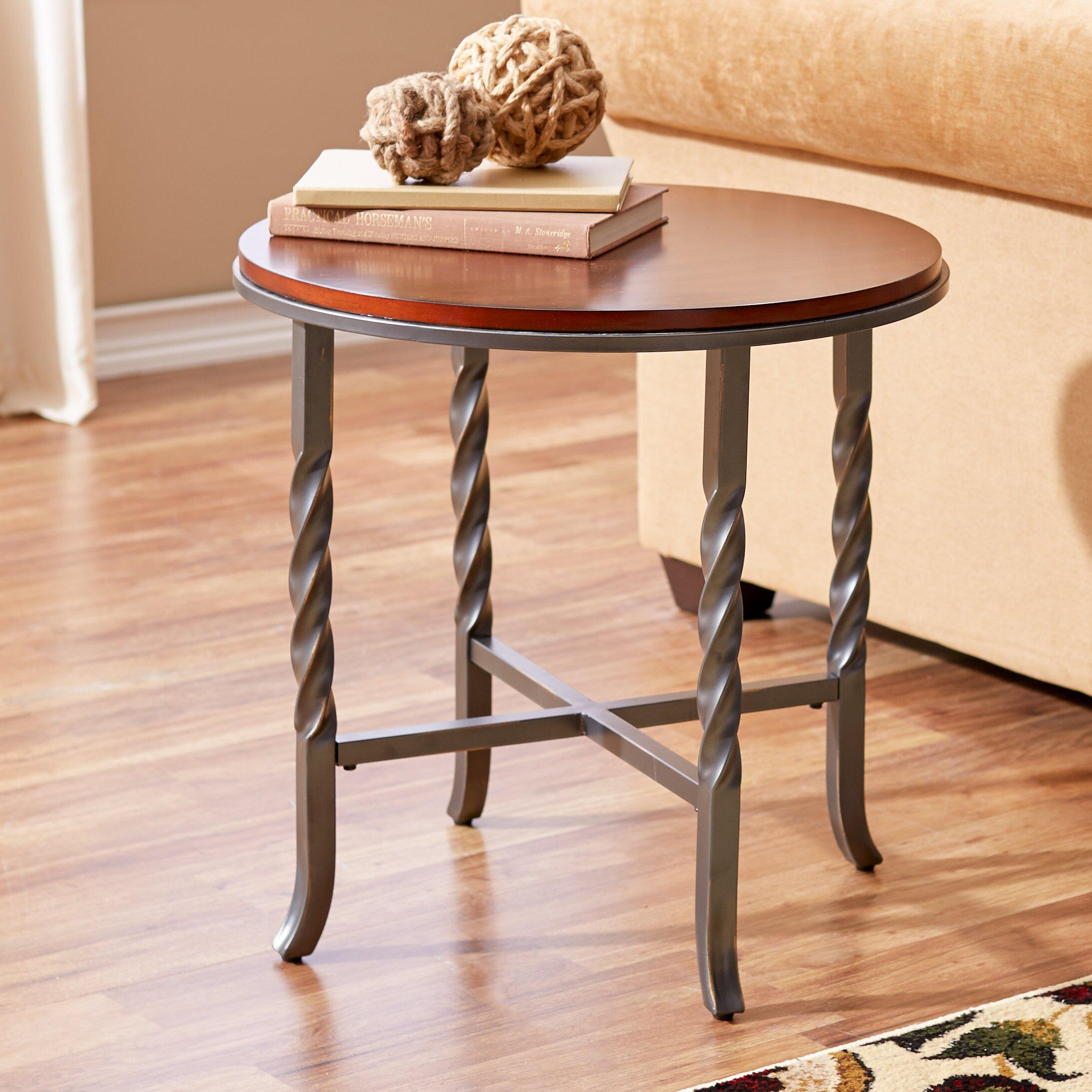 vance 3 piece coffee table set wayfair. Black Bedroom Furniture Sets. Home Design Ideas
