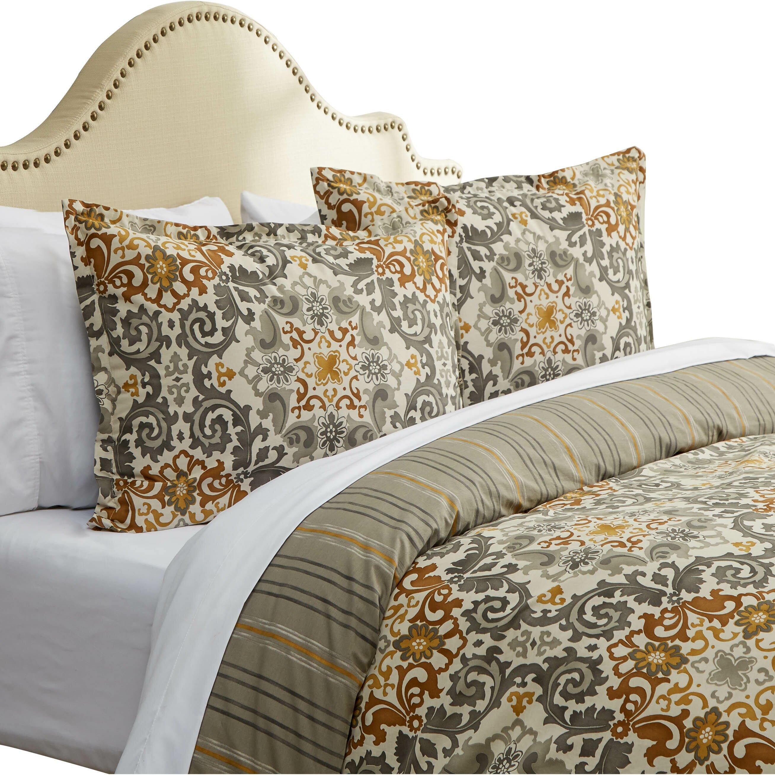 Three Posts Riverside Comforter Set Amp Reviews Wayfair Ca
