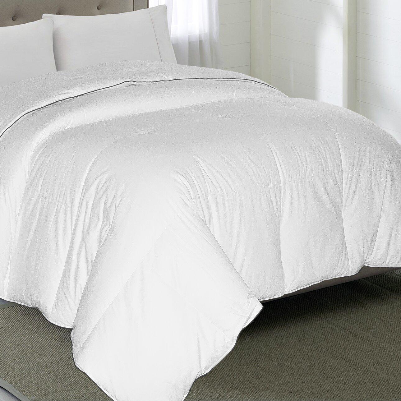 Three Posts All Season Down Alternative Comforter