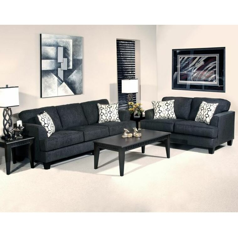 Kimbrell S Living Room Sets: Three Posts Serta Upholstery Davey Sofa & Reviews