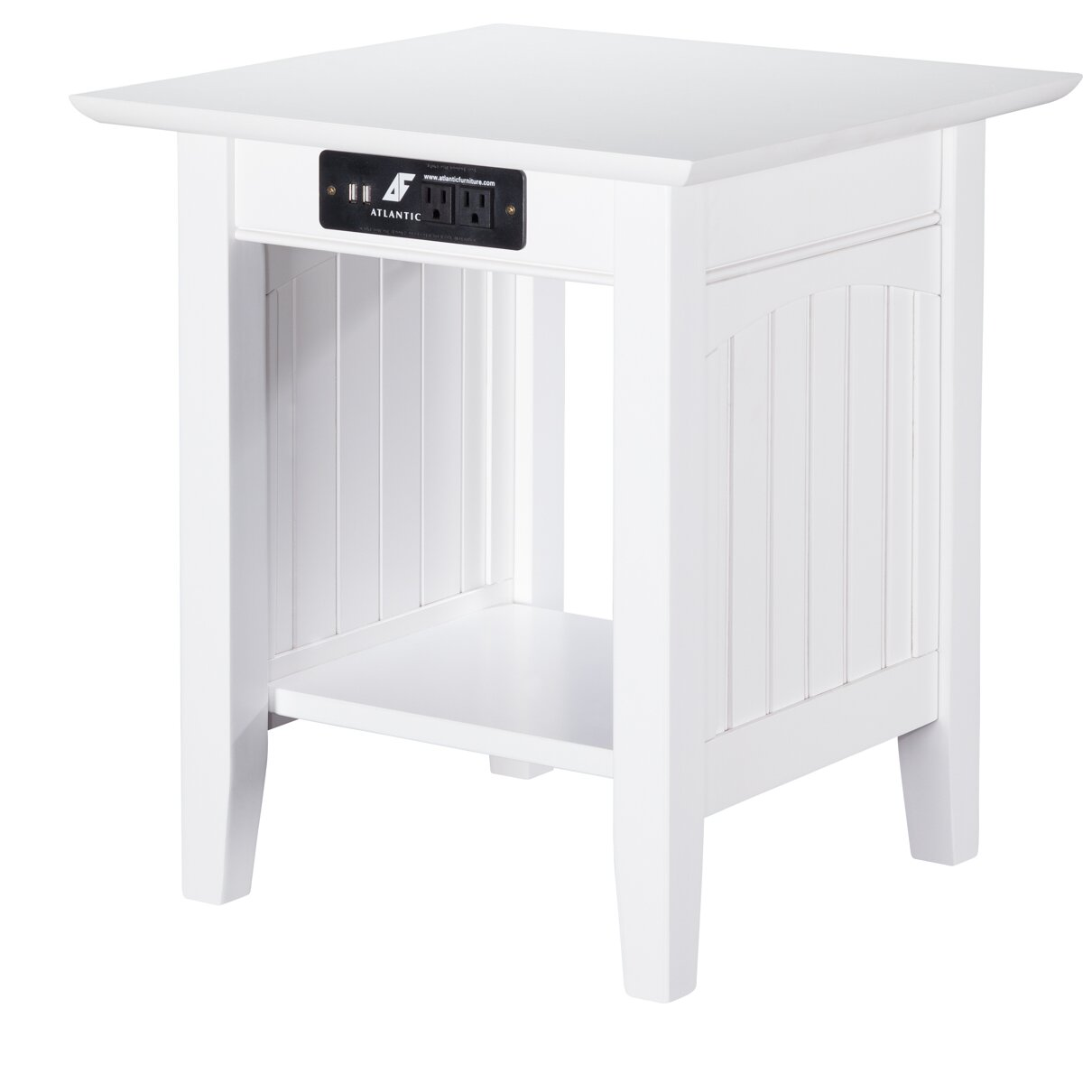 ... Charging Station Table By Orangetown End Table With Charging Station  Wayfair ...