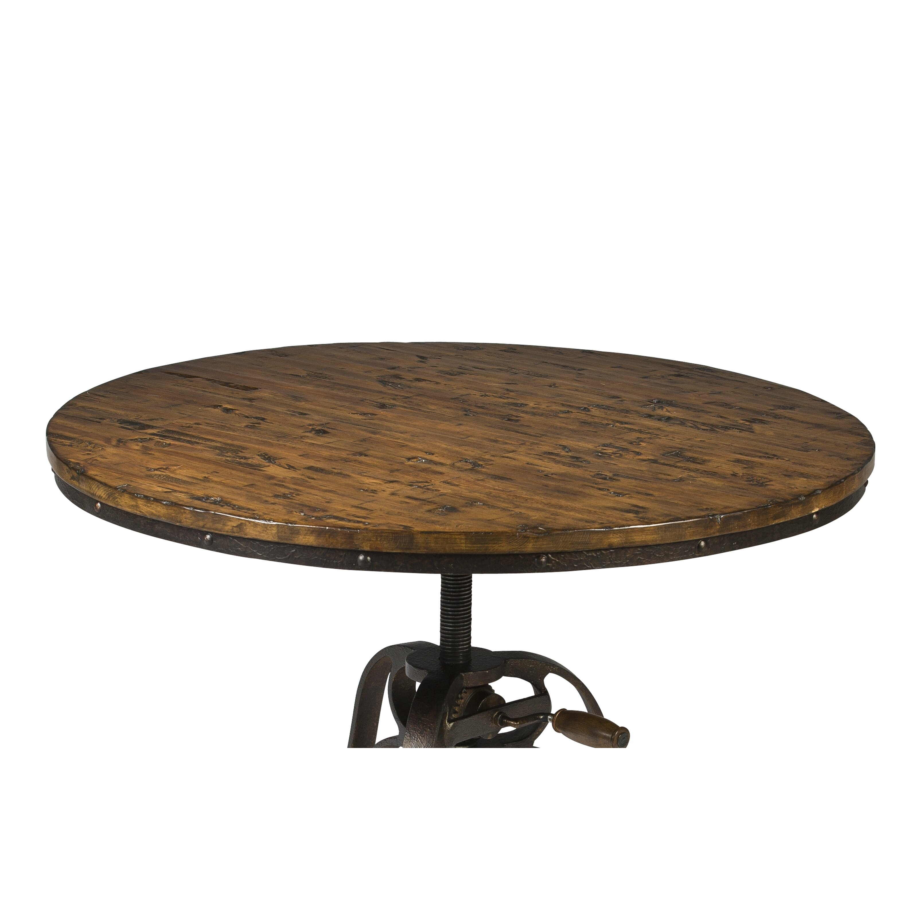 Magnussen Home Cranfill Round Cocktail Table: Magnussen Cranfill Coffee Table & Reviews