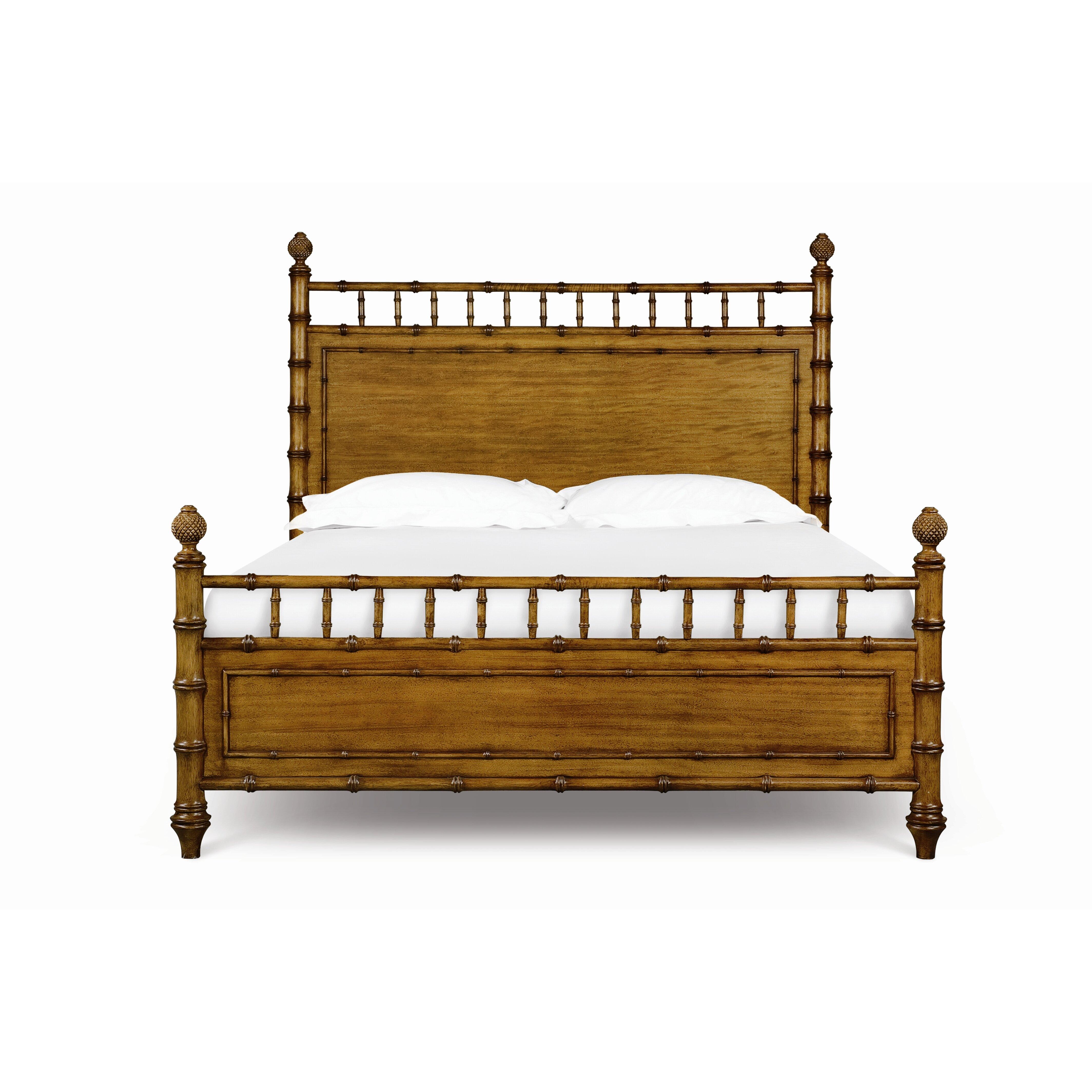 Magnussen palm bay wood headboard reviews wayfair