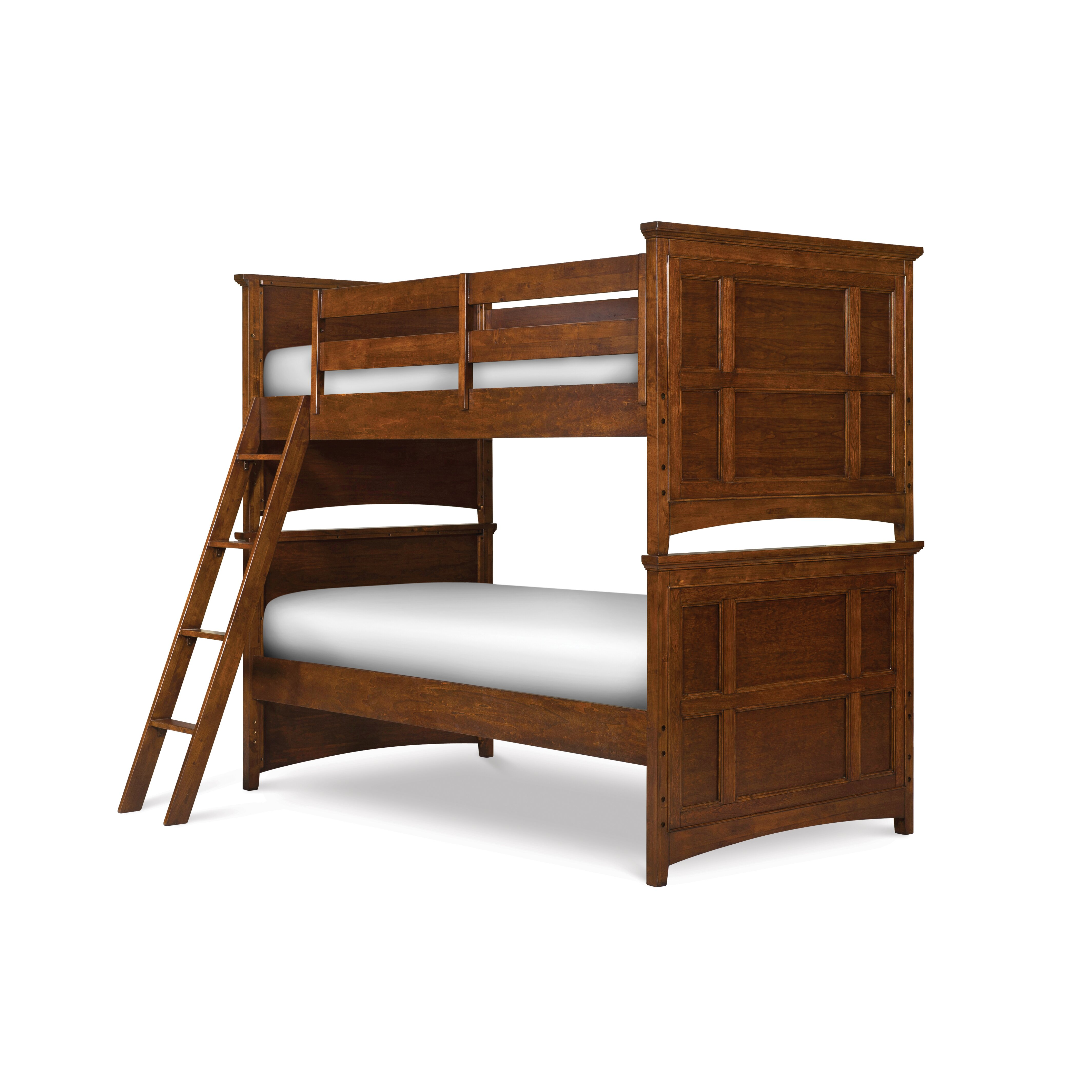 Riley Twin Over Full Bunk Bed With Trundle Wayfair