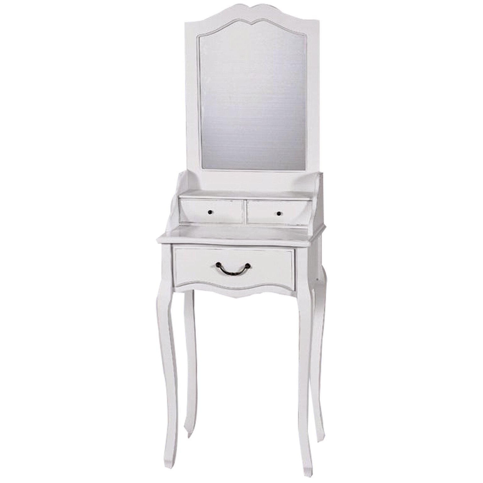 meridian dressing table with mirror wayfair uk