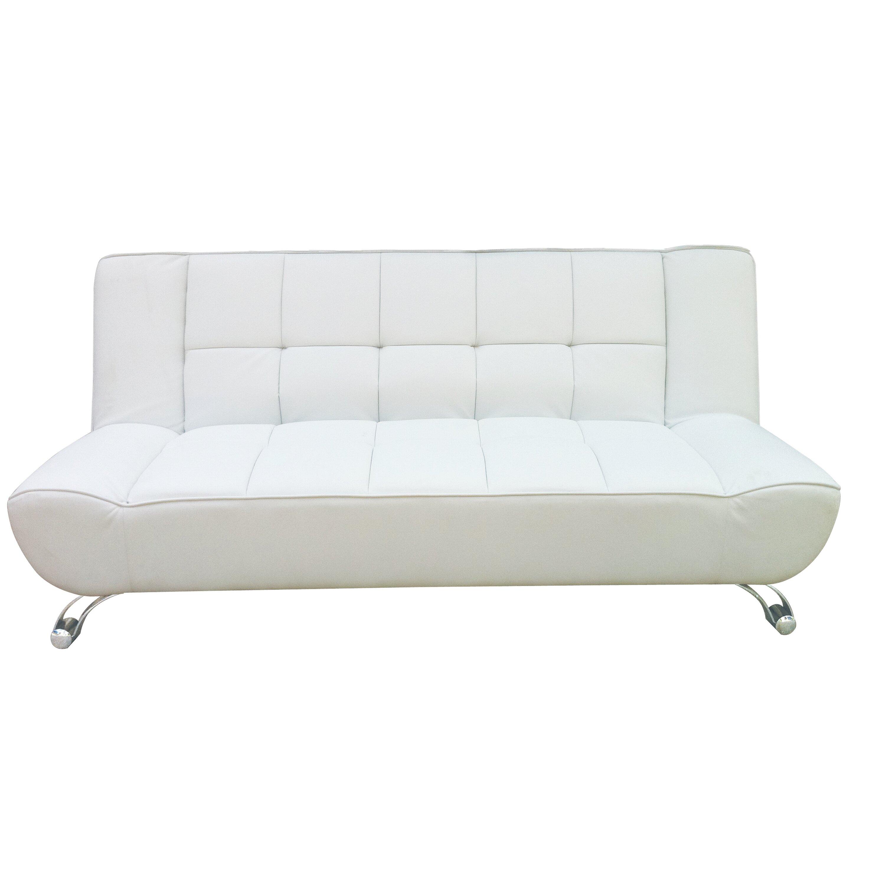 All Home Vogue 3 Seater Clic Clac Sofa Bed & Reviews ...