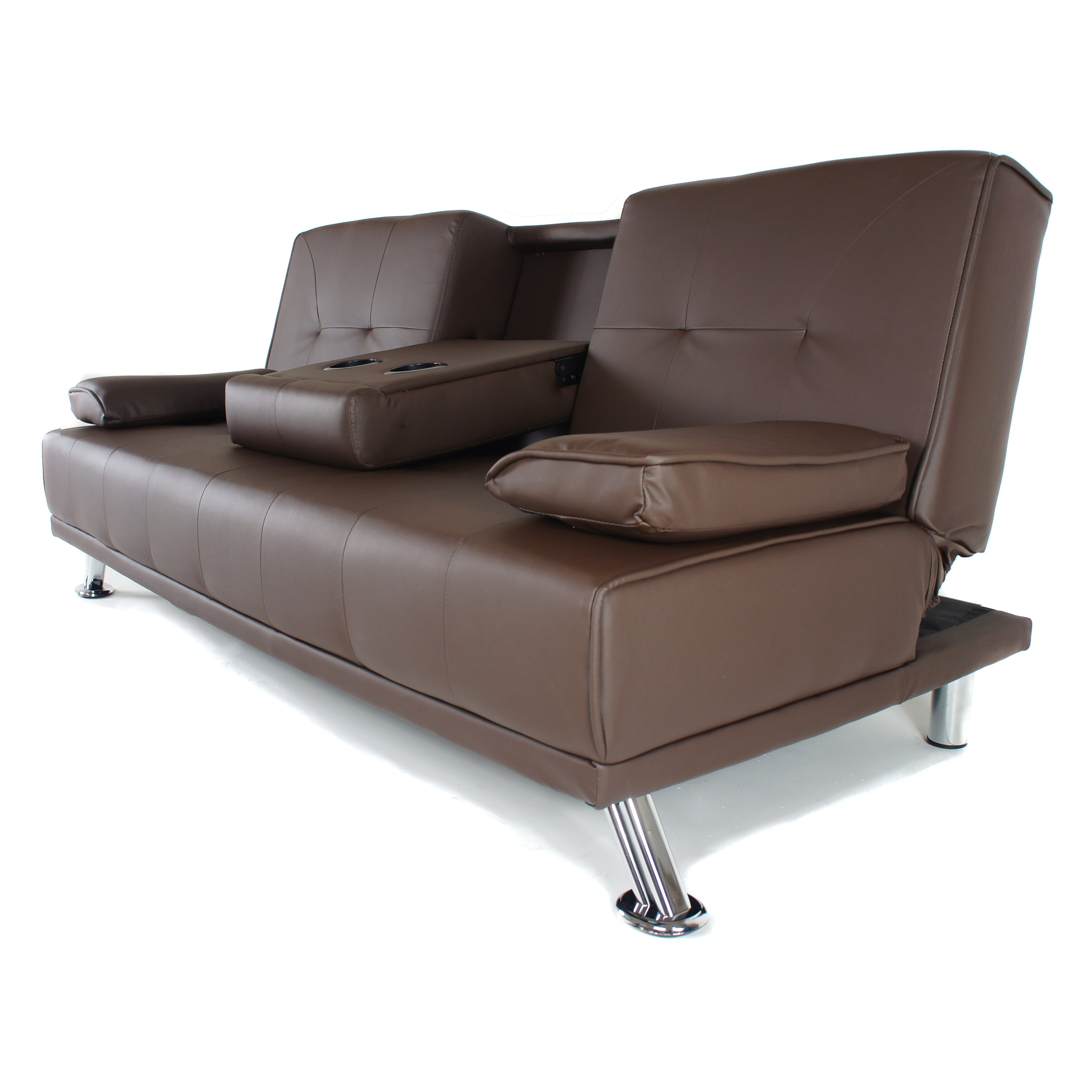 House additions croft 3 seater clic clac sofa bed for Clic clac housse