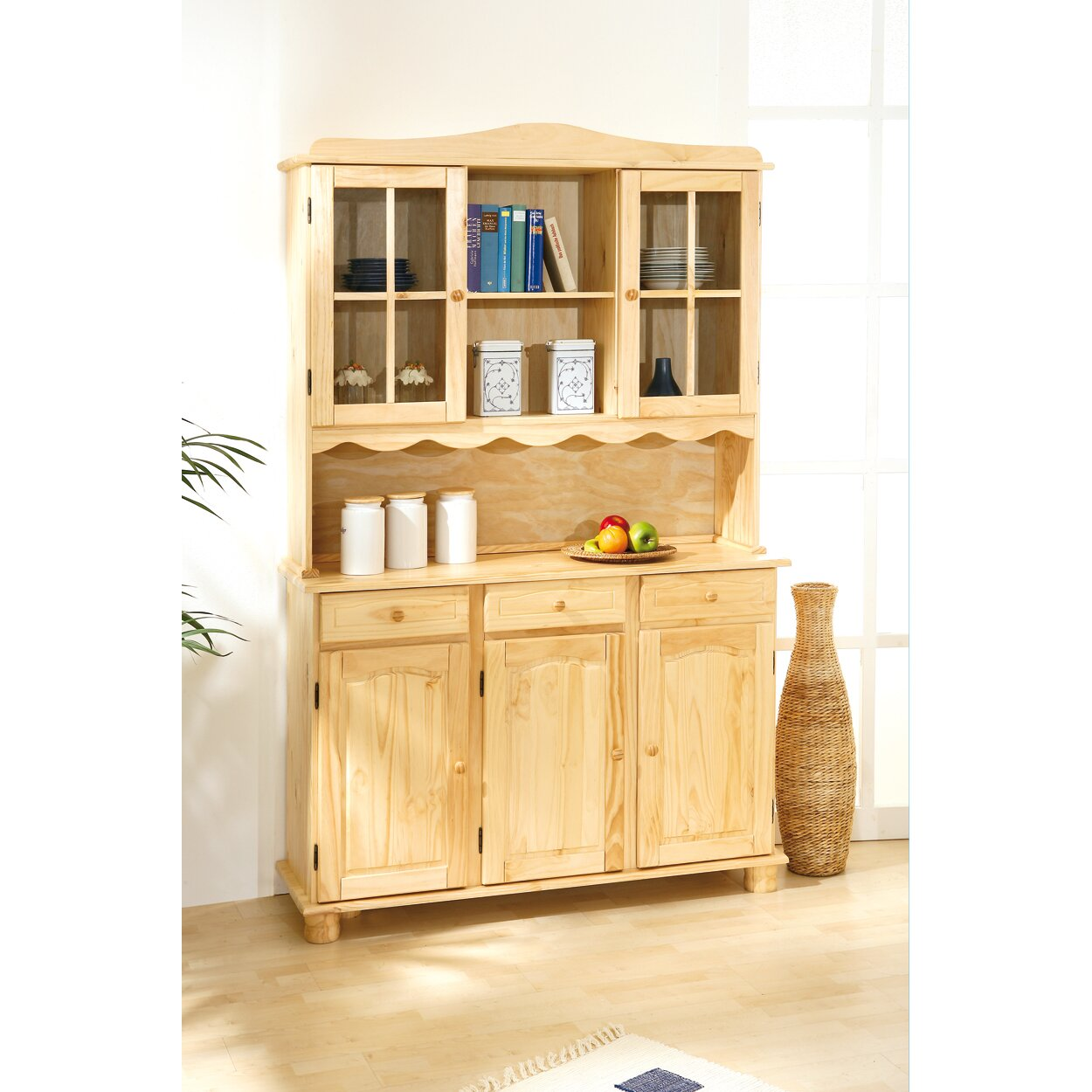 house additions toscana dresser reviews wayfair uk. Black Bedroom Furniture Sets. Home Design Ideas