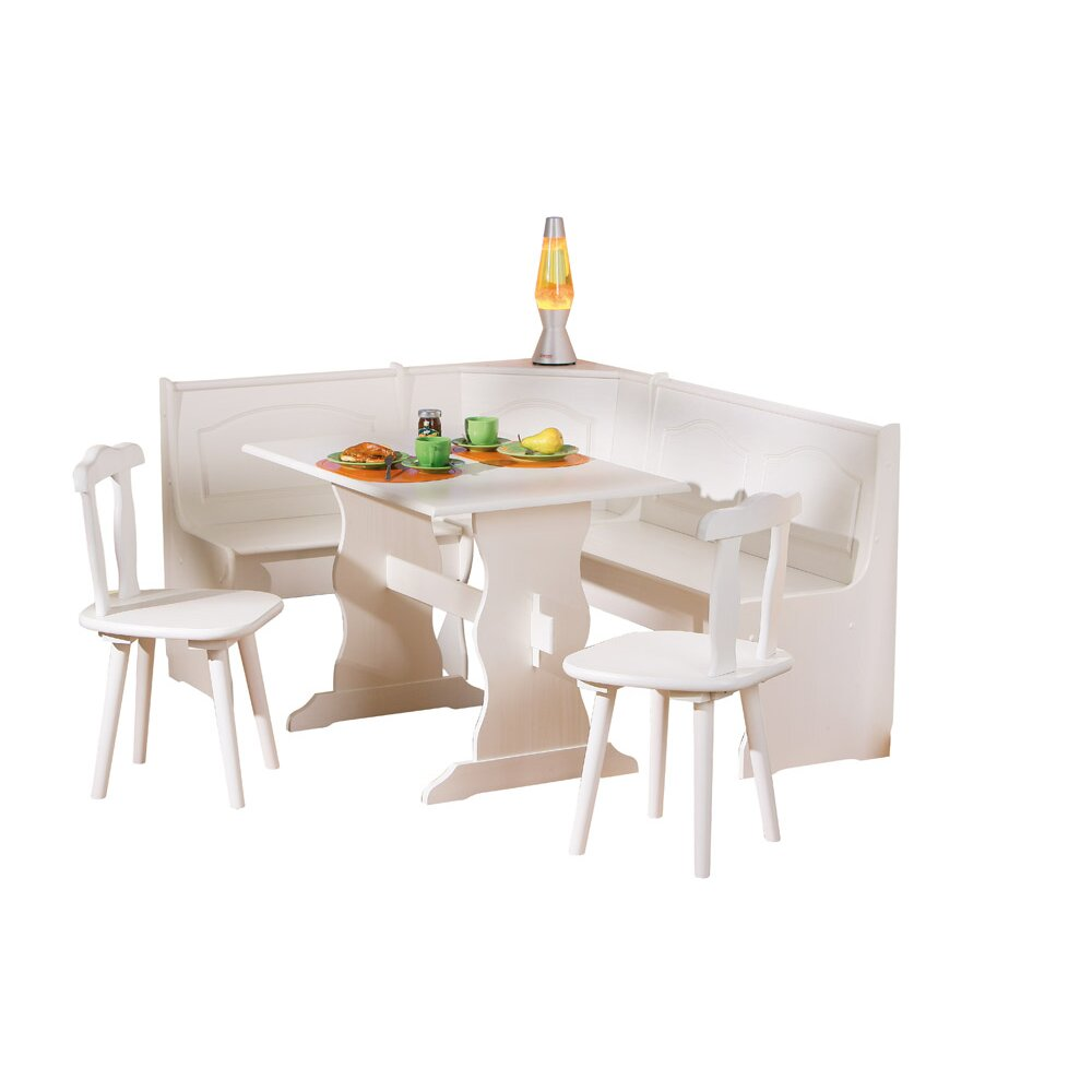 House Additions Donau Dining Table And 2 Chairs Reviews Wayfair UK