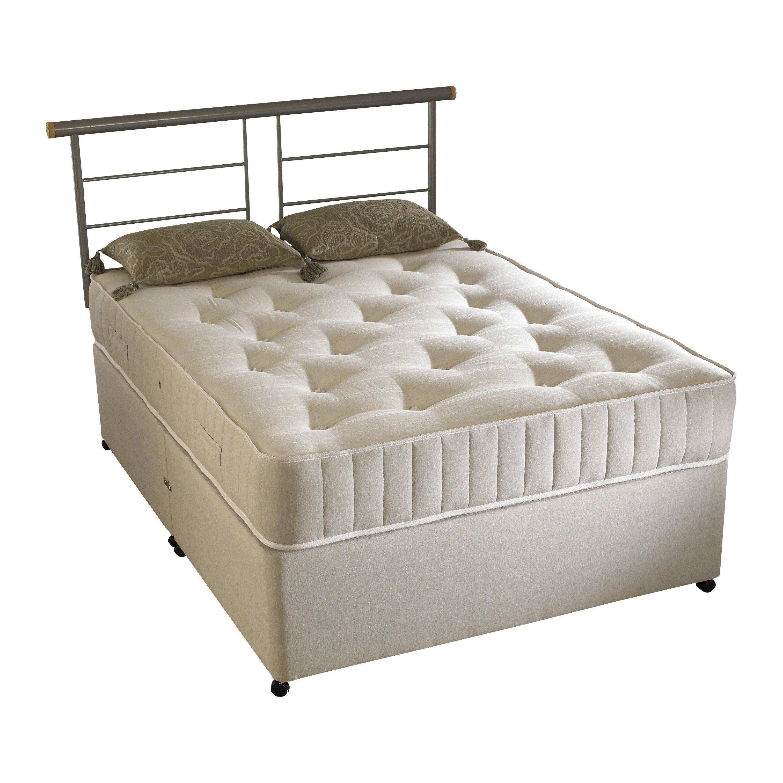 Home Haus Hawkwell Coil Sprung Divan Bed Reviews Wayfair Uk