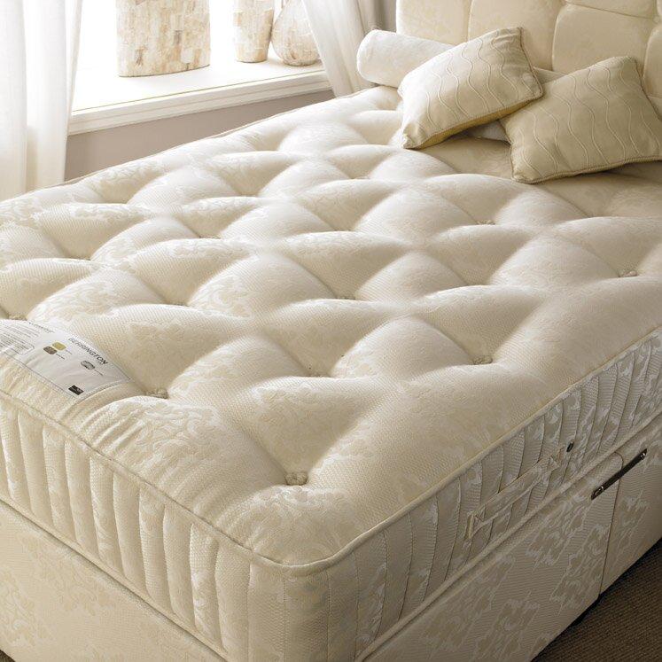 Ruby pocket sprung 1200 divan bed wayfair uk for Pocket sprung divan beds sale