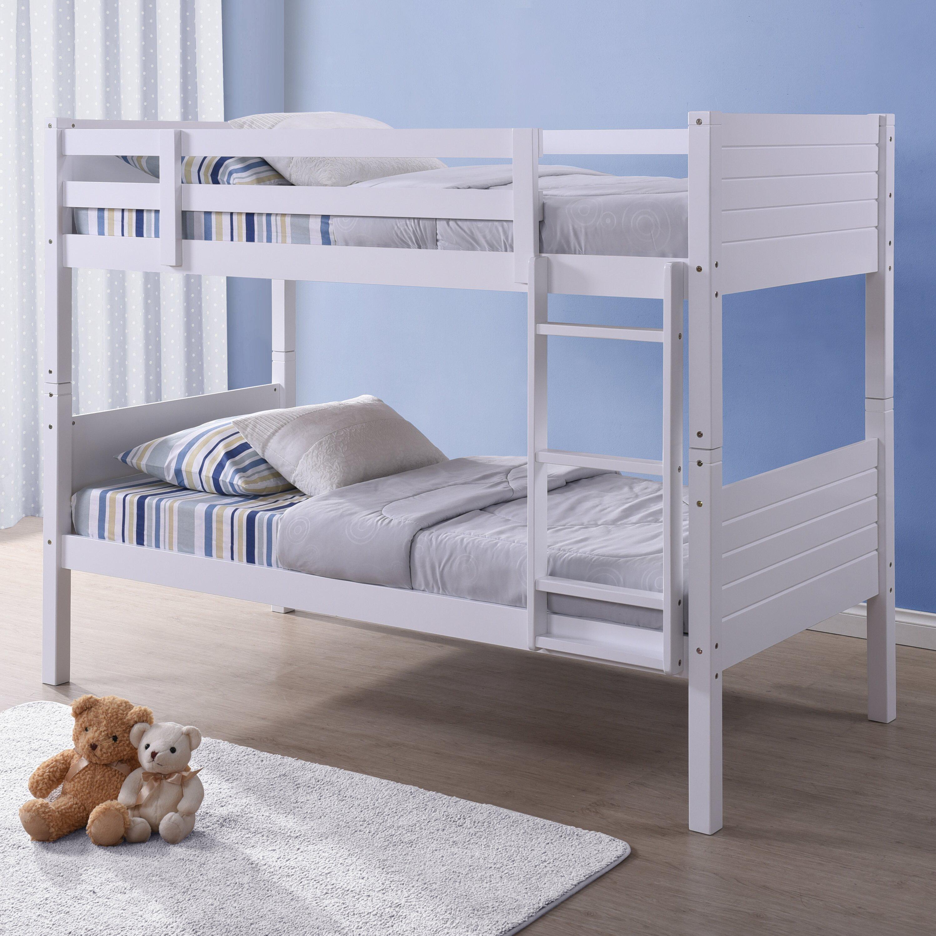Home & Haus Dunedin European Single Bunk Bed & Reviews