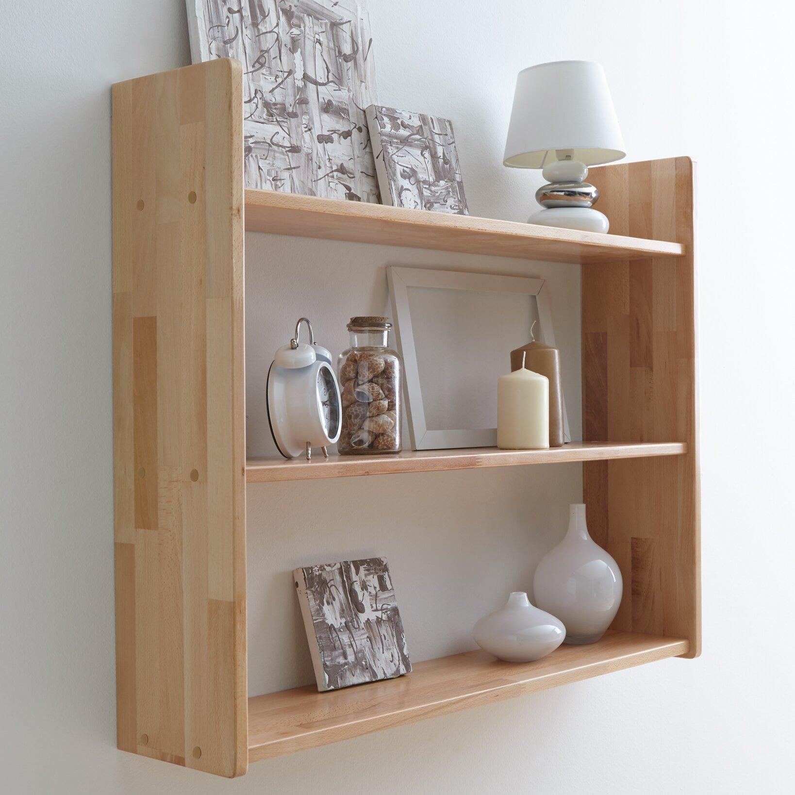 wandregal von home haus. Black Bedroom Furniture Sets. Home Design Ideas