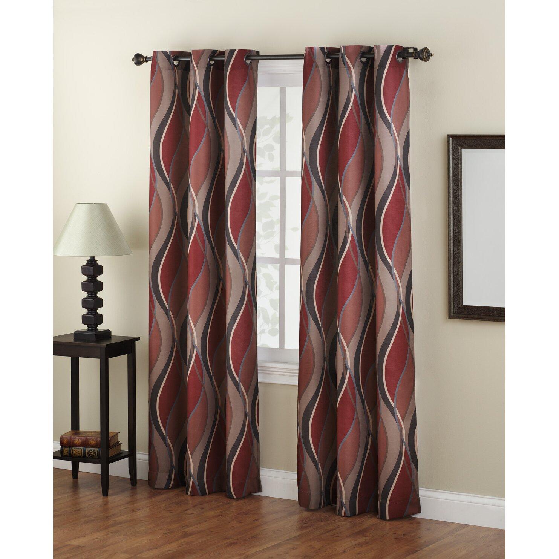 No 918 Single Curtain Panel Amp Reviews Wayfair