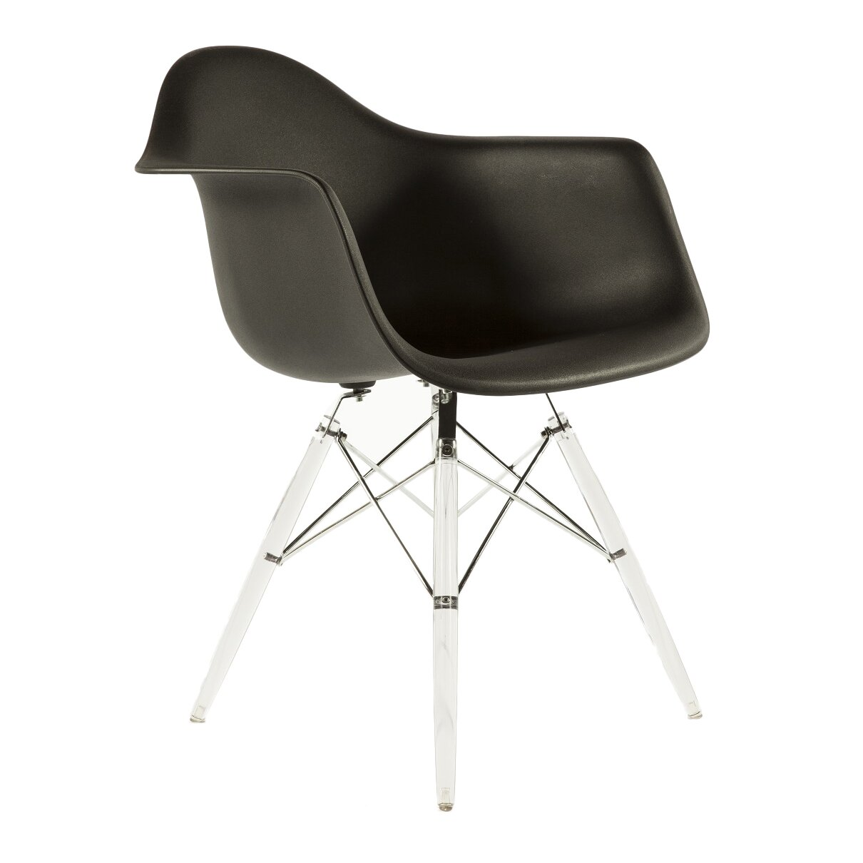 stilnovo the mid century eiffel side chair reviews wayfair. Black Bedroom Furniture Sets. Home Design Ideas