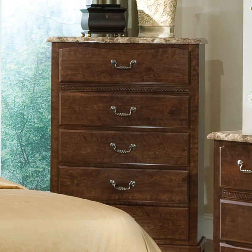 standard furniture santa cruz panel customizable bedroom set reviews wayfair. Black Bedroom Furniture Sets. Home Design Ideas