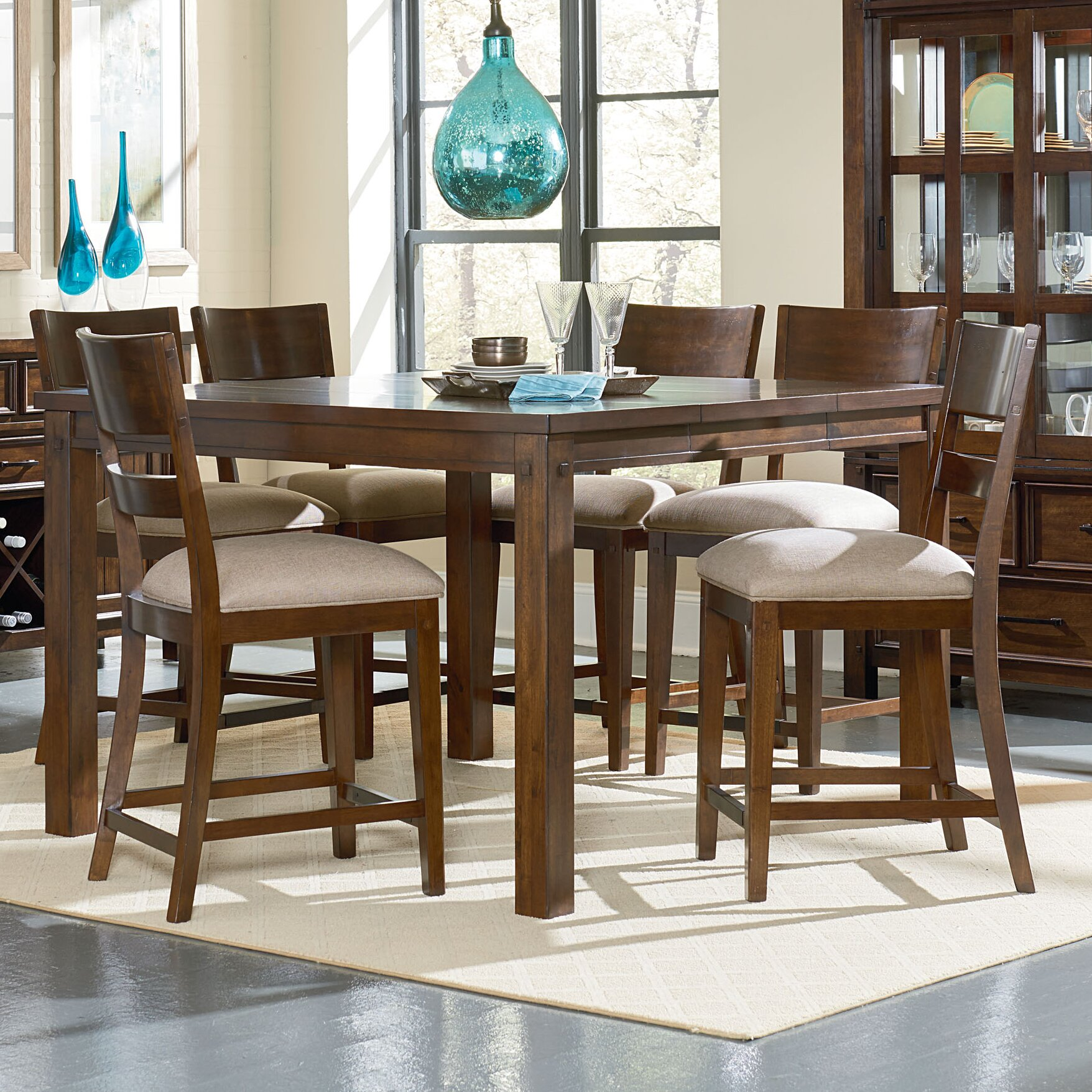 Cameron Counter Height Dining Table by Standard Furniture