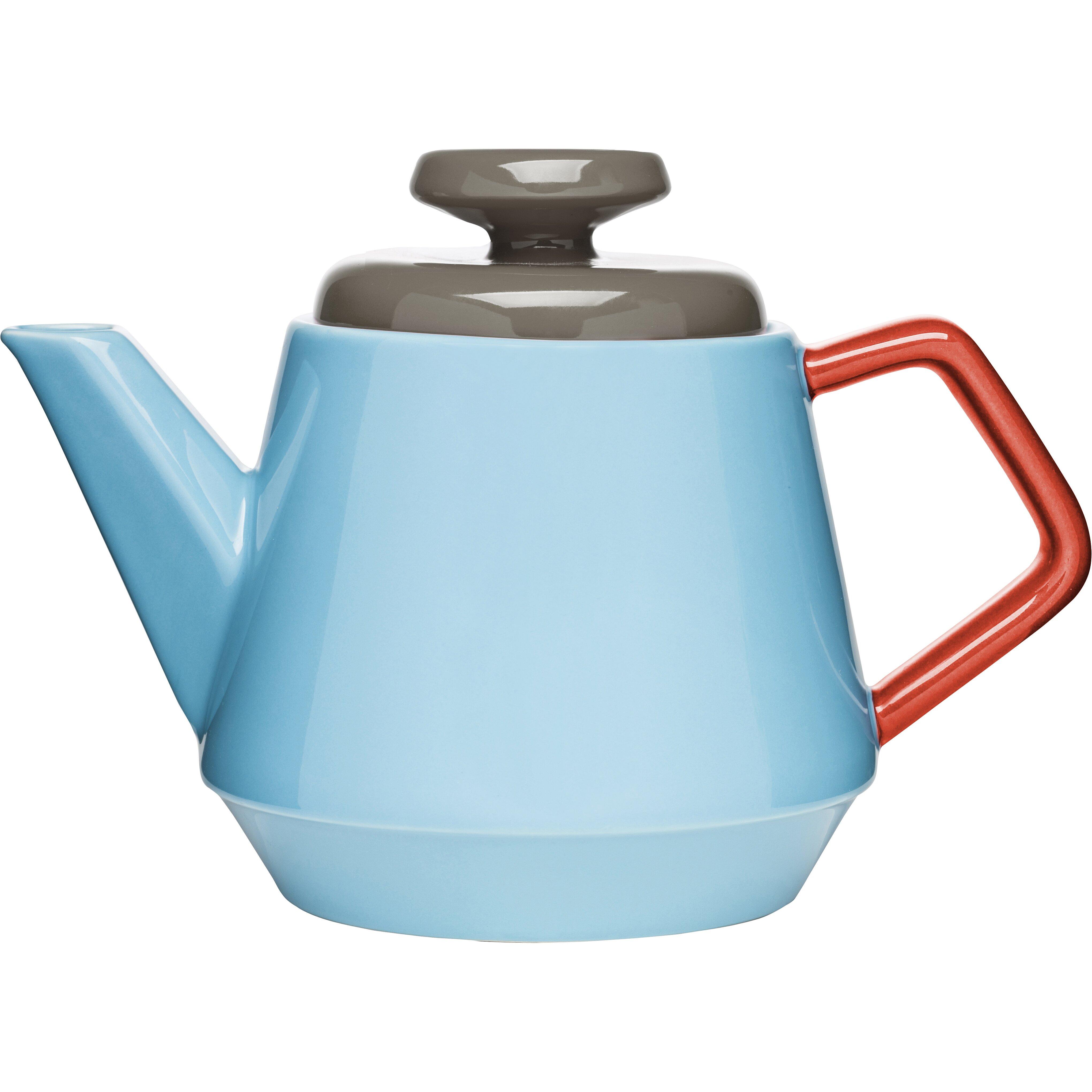 sagaform kettle teapot reviews wayfair. Black Bedroom Furniture Sets. Home Design Ideas