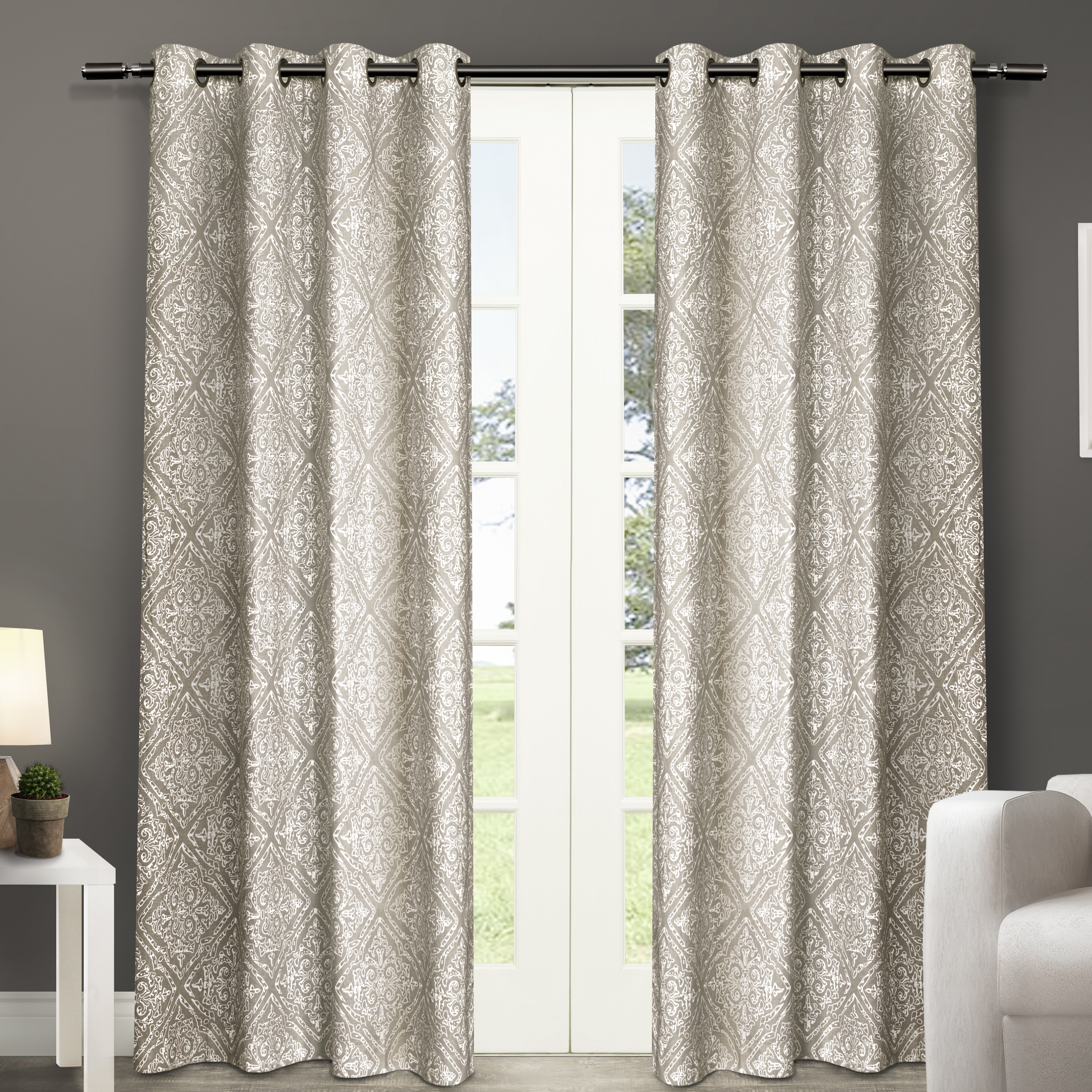 Sira Curtain Panel