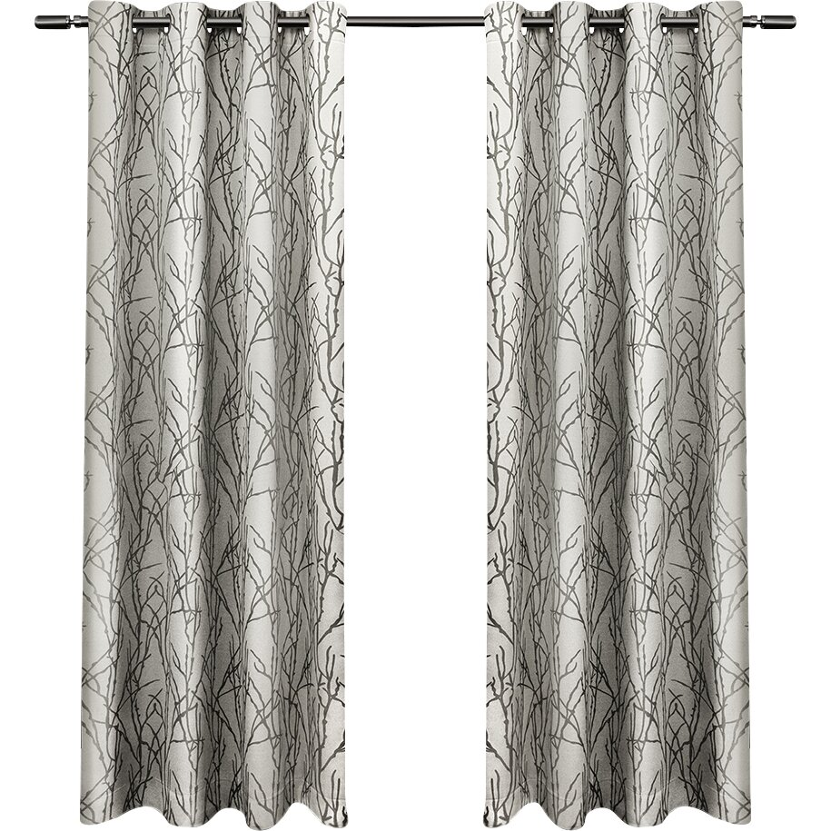 Amalgamated Textiles Branches Curtain Panel & Reviews