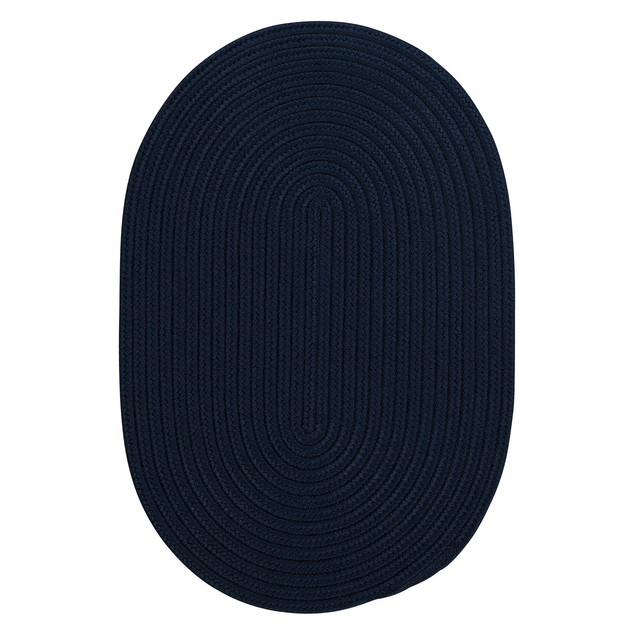 Boca Raton Navy Indoor/Outdoor Area Rug | Wayfair