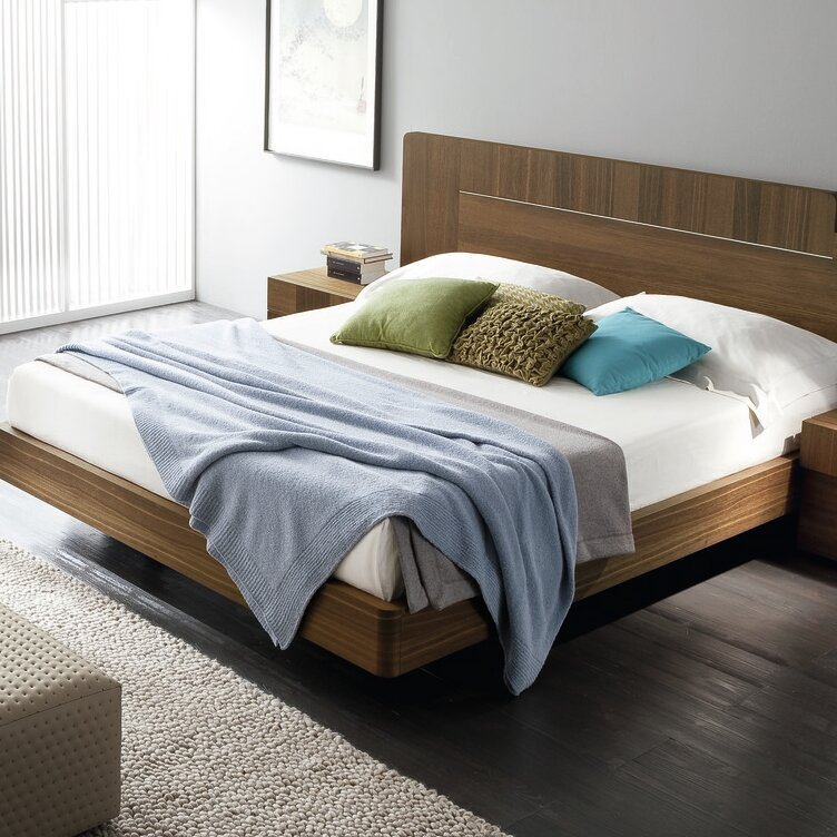 Rossetto USA Air Platform Customizable Bedroom Set AllModern