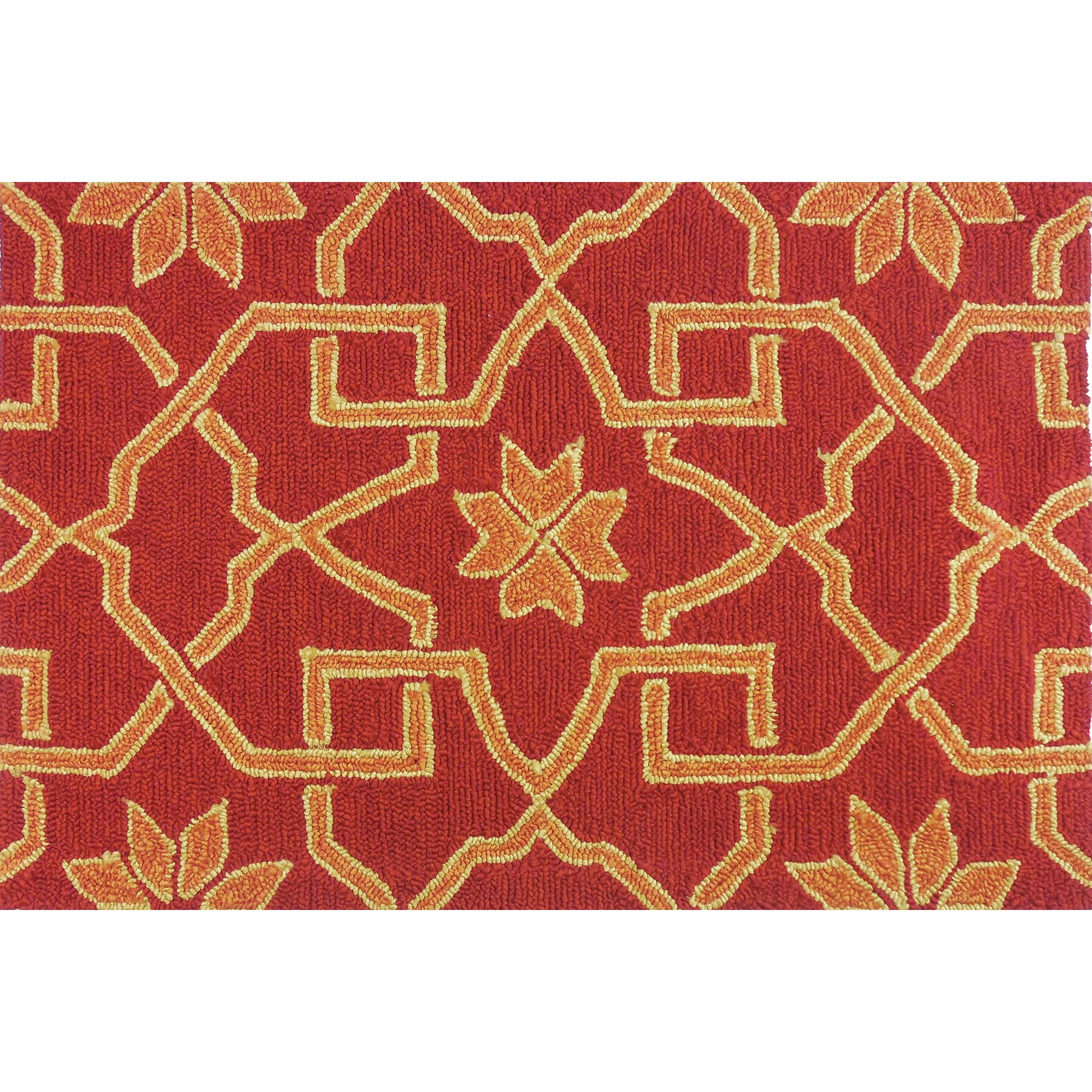 Moroccan Tile Indoor Outdoor Rug