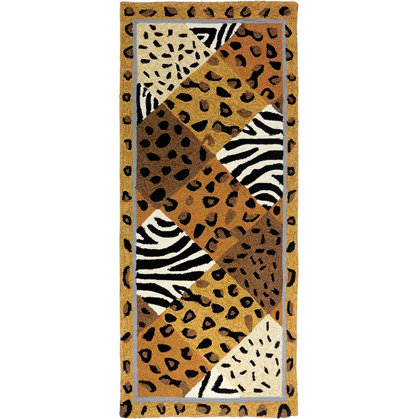 Animal Print Rug Wayfair: Animal Print Area Rug
