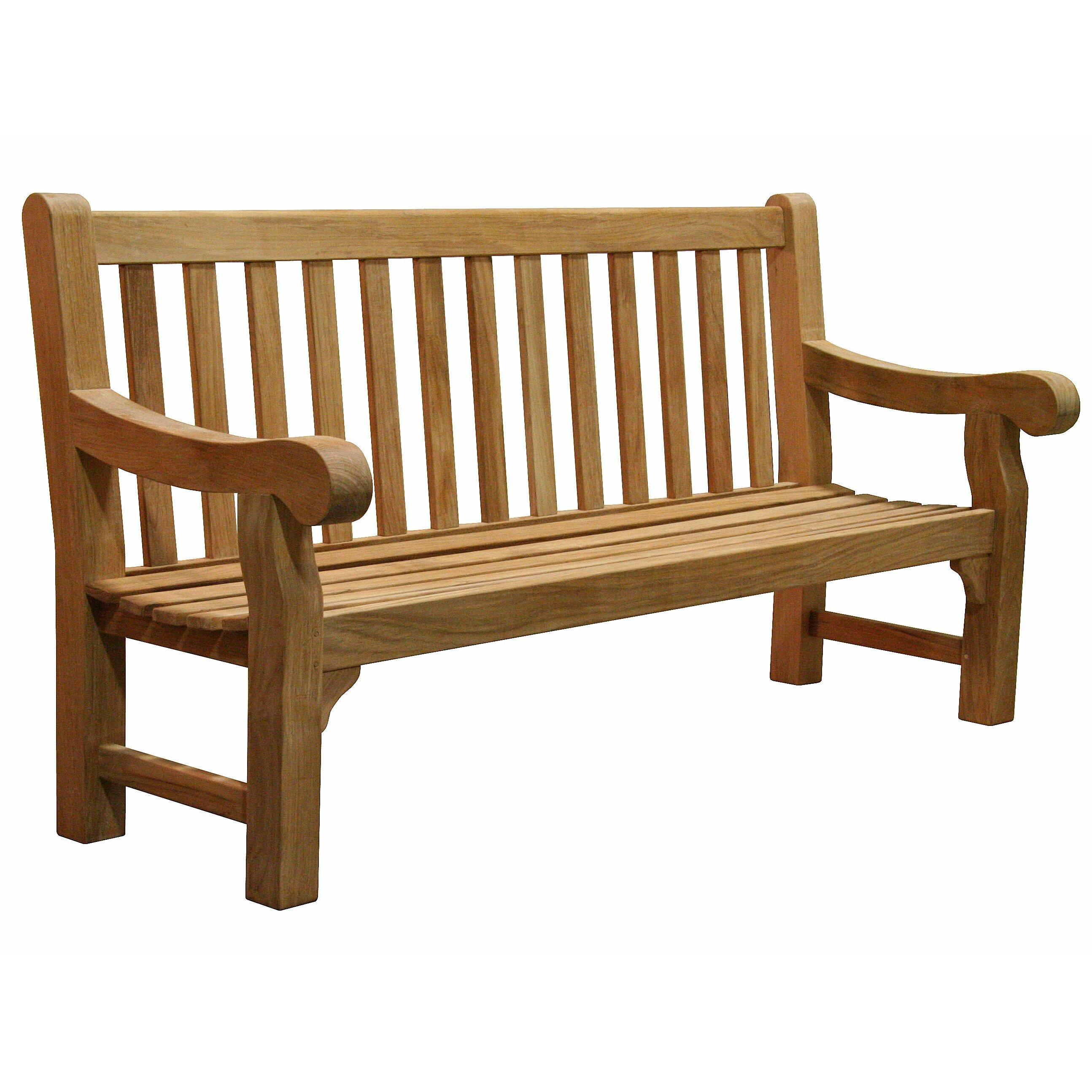 Wood Park Bench Crowdbuild For