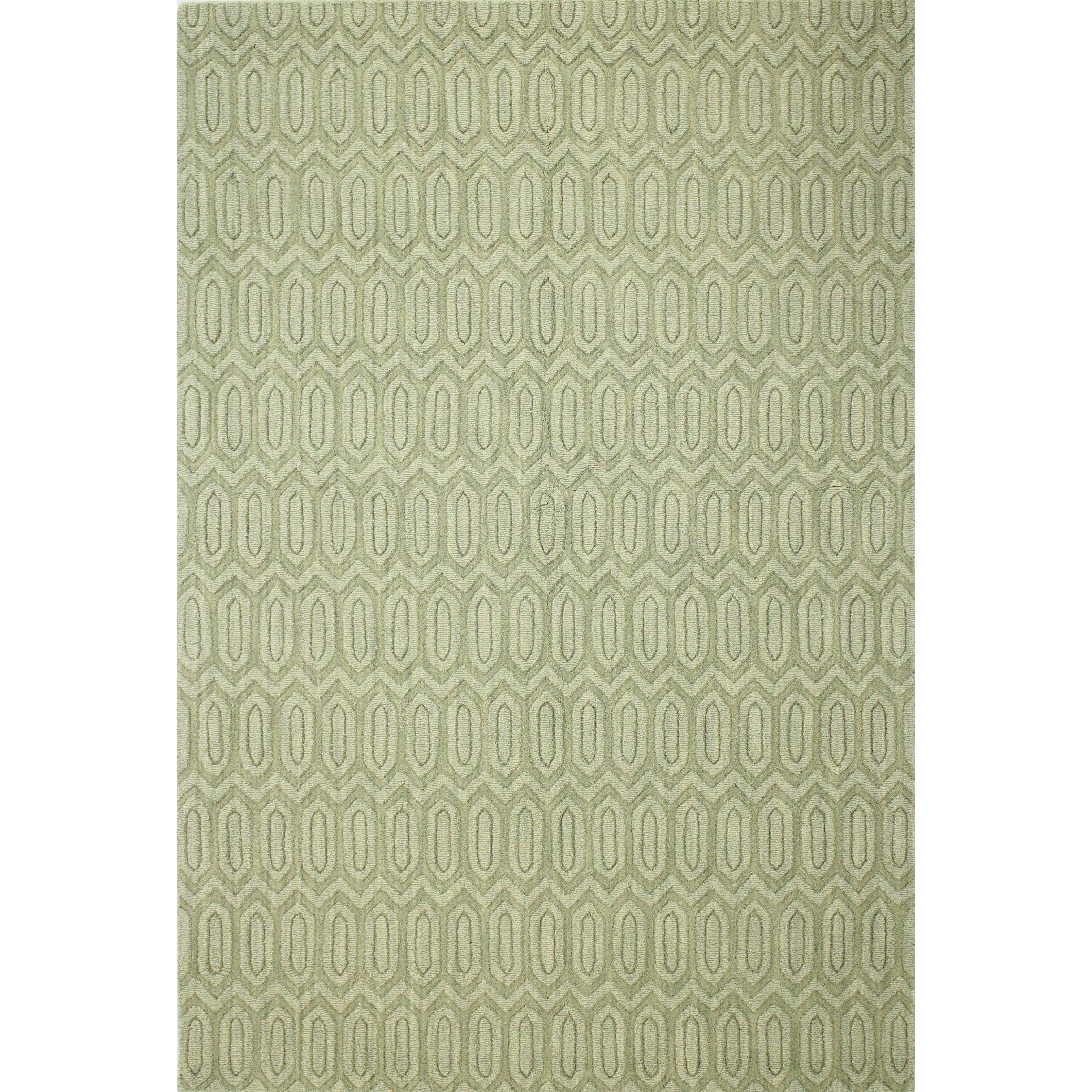 Green Rugs Next: Mercury Row Marrakesh Light Green Area Rug & Reviews