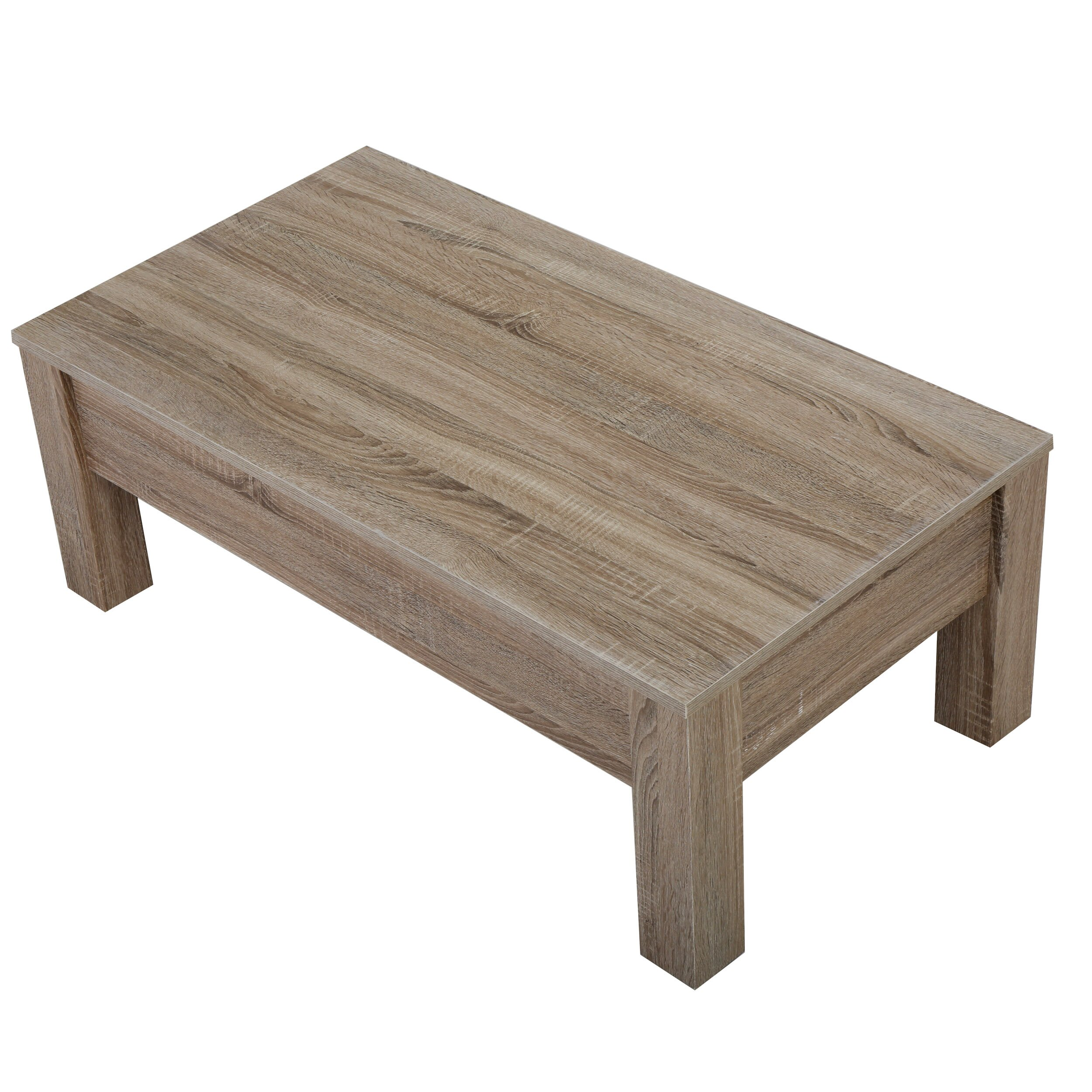 Row Boustrophedon Coffee Table With Lift Top Reviews