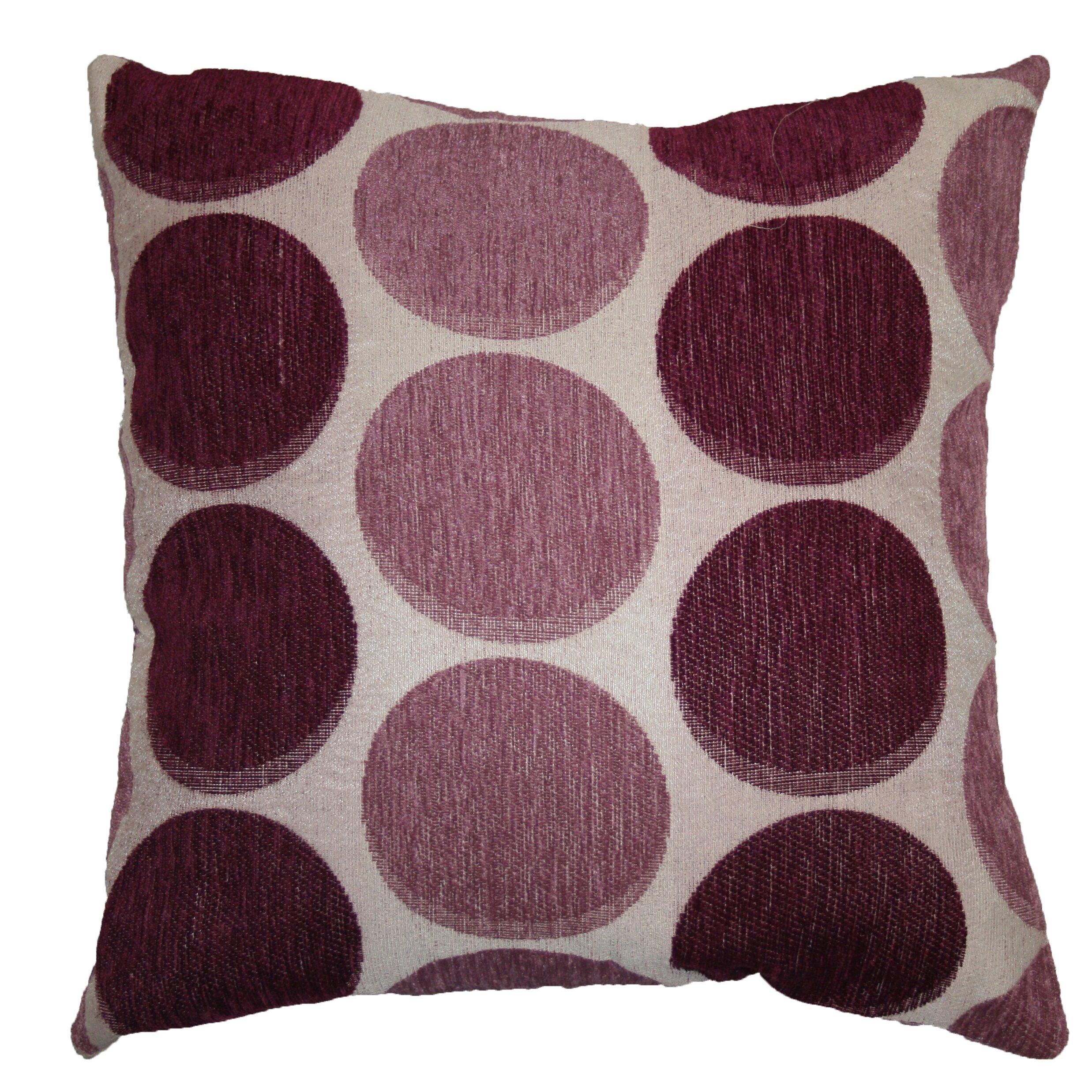 Decorative Pillows With Circles : Eridanus Circle s Decorative Pillow Cover Wayfair