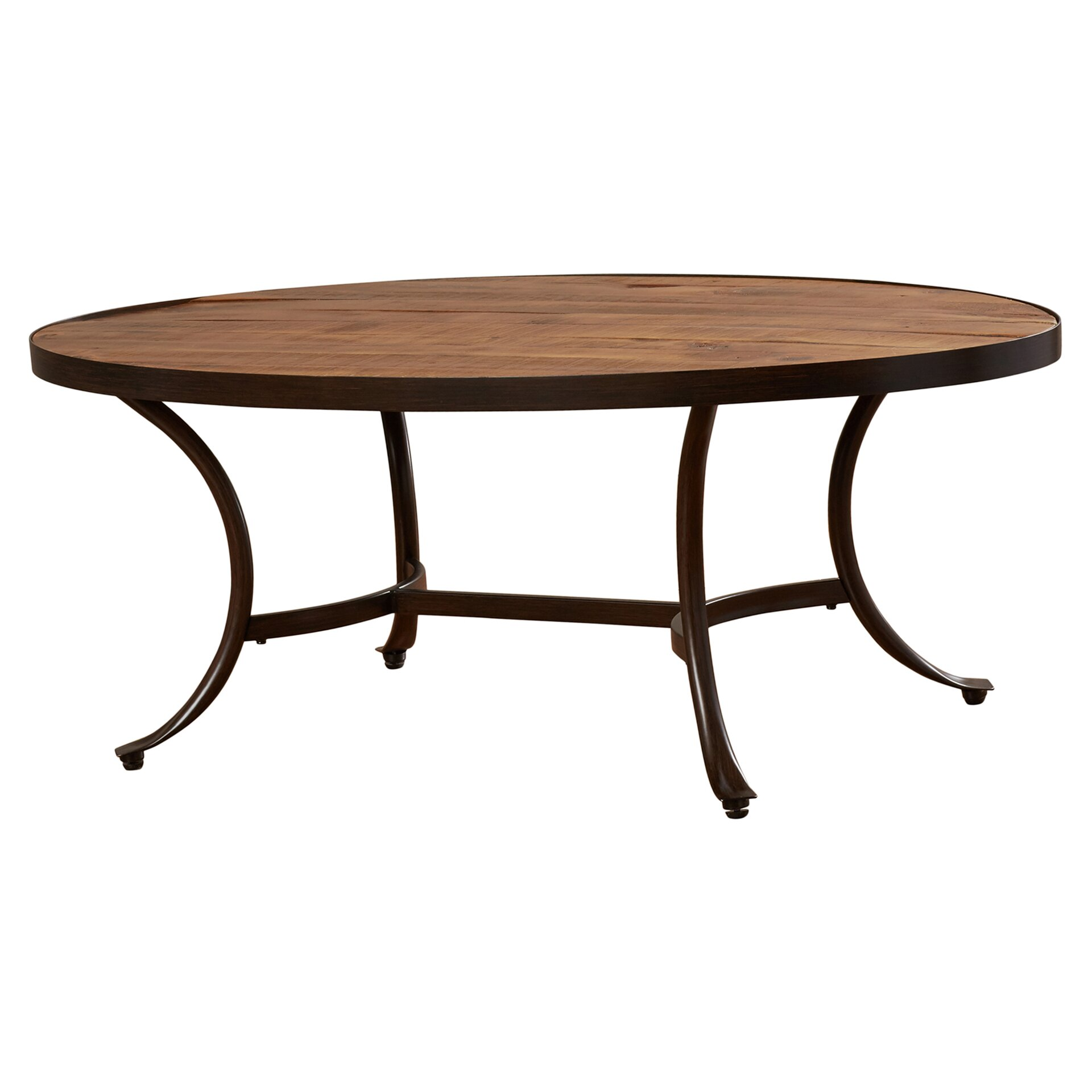 Living Room Furniture Oval Coffee Tables Mercury Row SKU MCRR1817