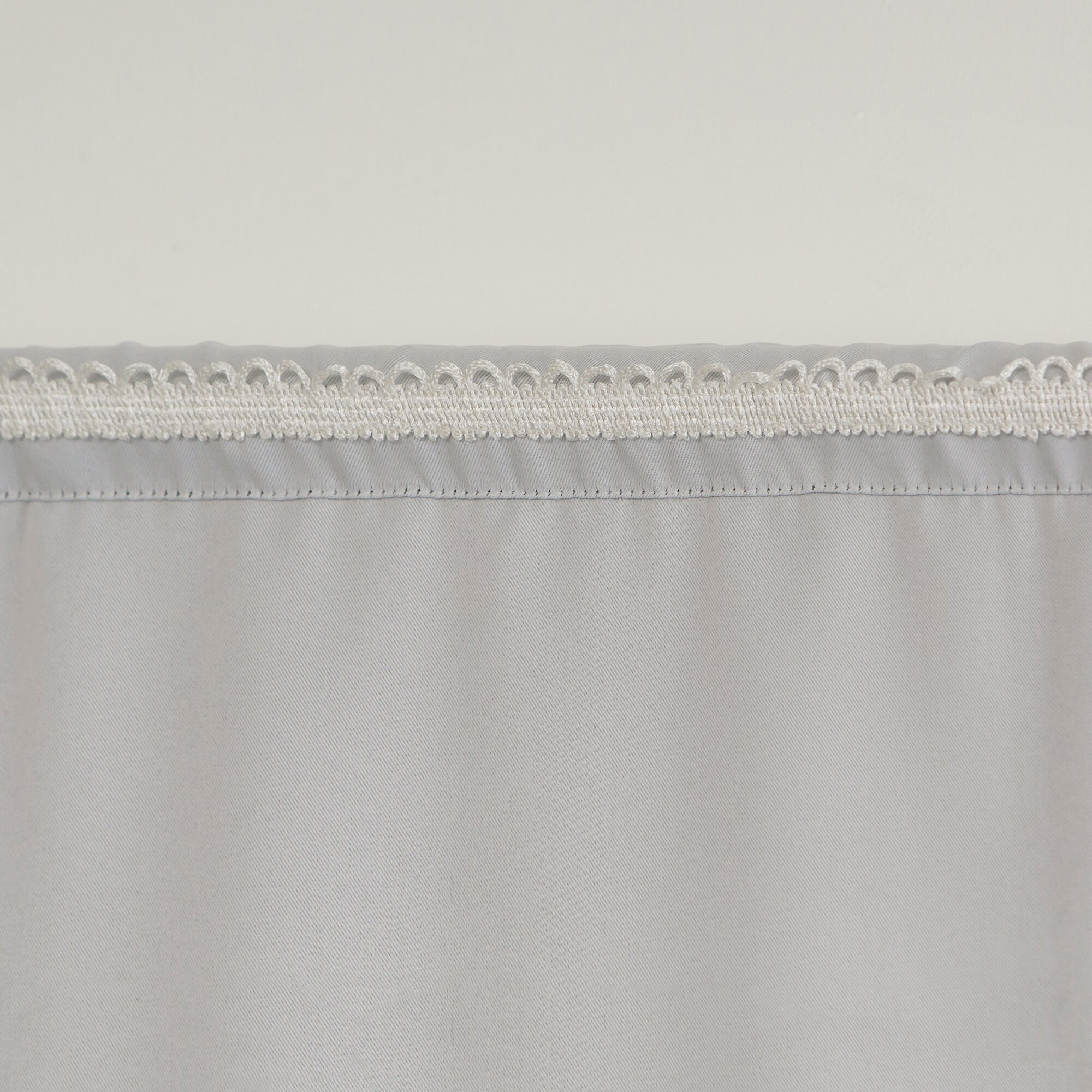 Best Home Fashion, Inc. Blackout Rod Pocket Curtain Liner