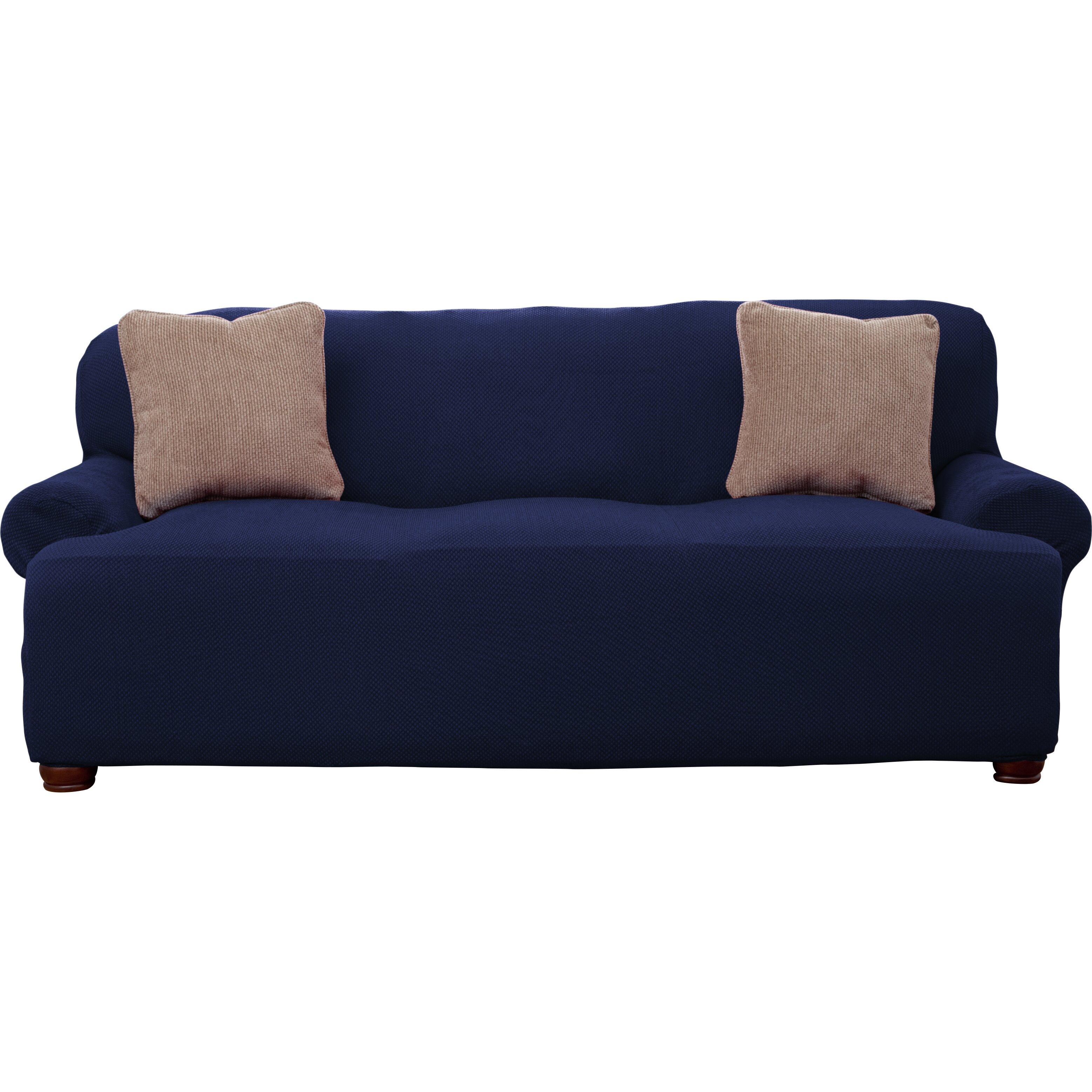 Home Fashion Design Savannah Popcorn Sofa Slipcover