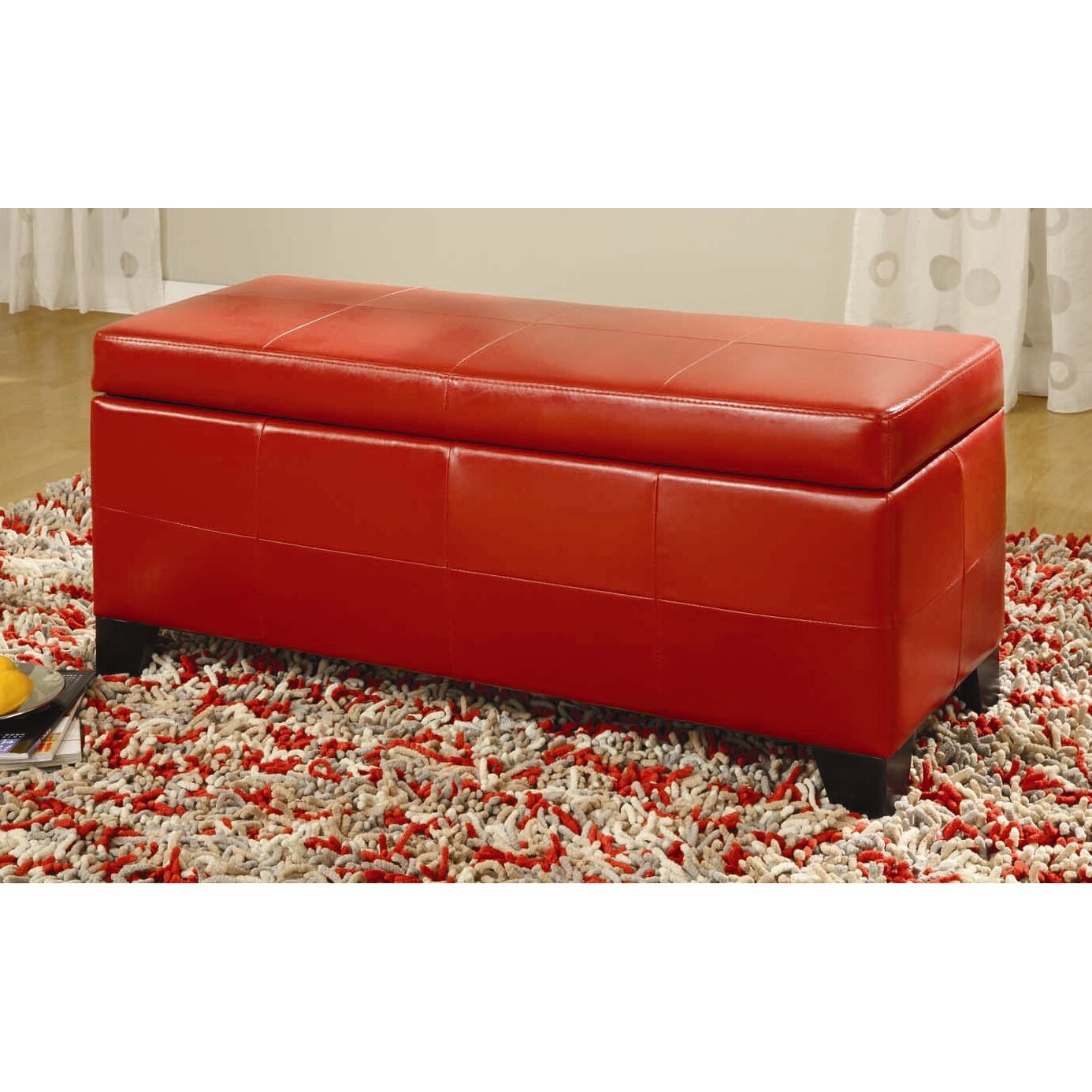 west seattle upholstered storage bedroom bench wayfair