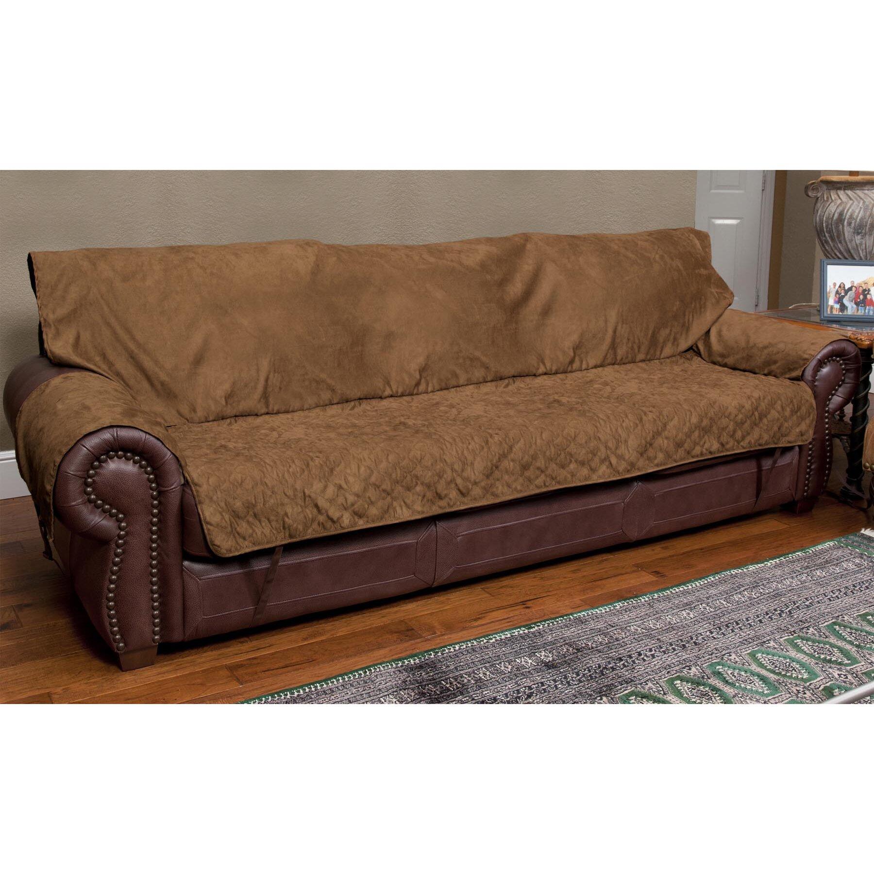 Red Barrel Studio Commons Full Fit Sofa Protector