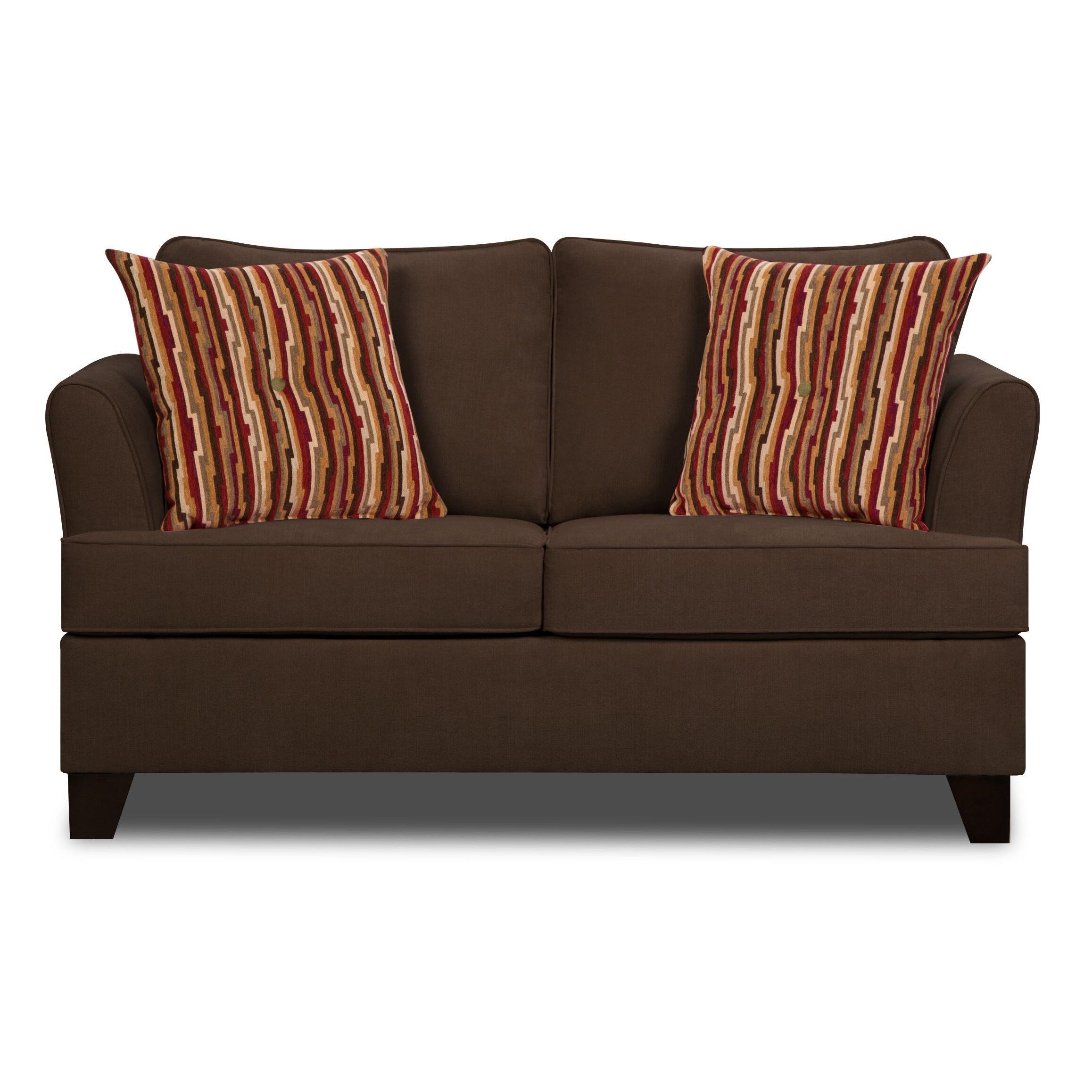 red barrel studio simmons upholstery antin sleeper sofa