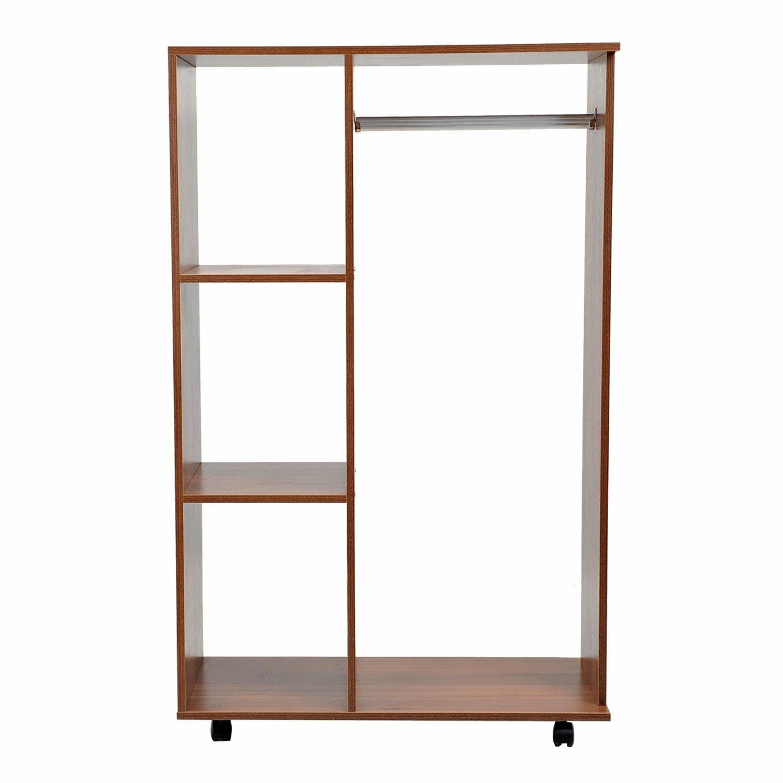 Open Bedroom Storage: Homcom Wardrobe & Reviews