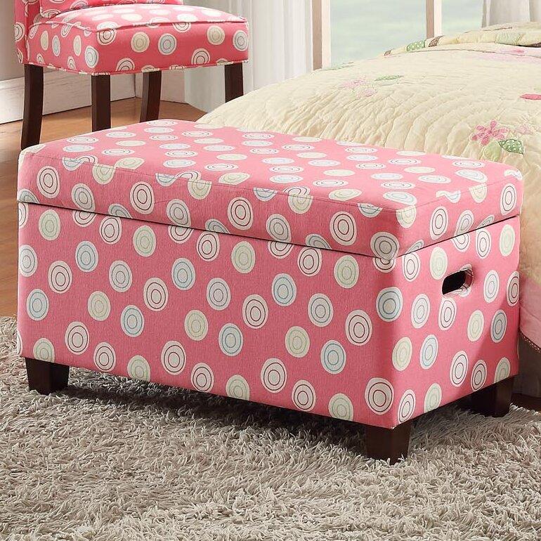 Deluxe upholstered storage bedroom bench wayfair - Bedroom storage bench upholstered ...