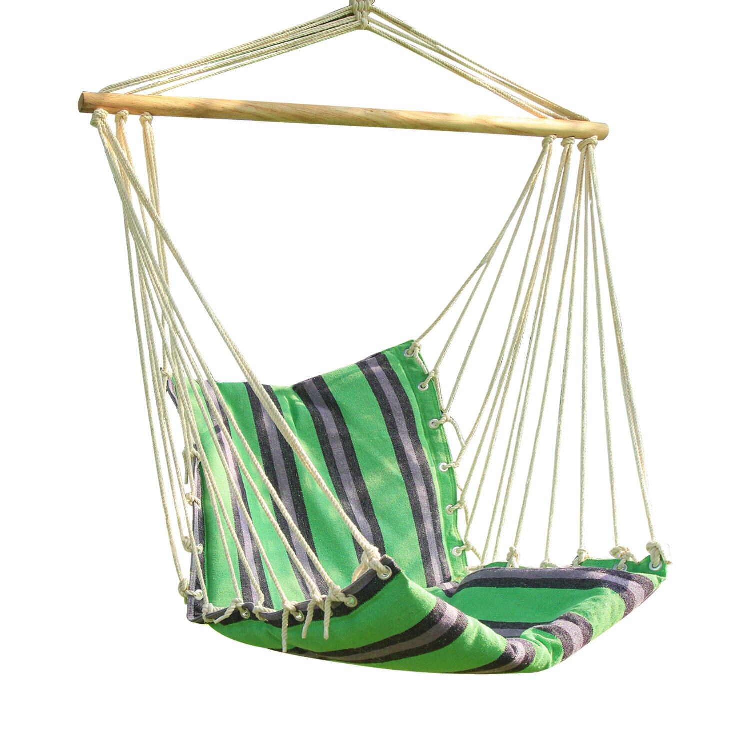 Tree Hanging Suspended Indoor Outdoor Hammock Chair By AdecoTrading