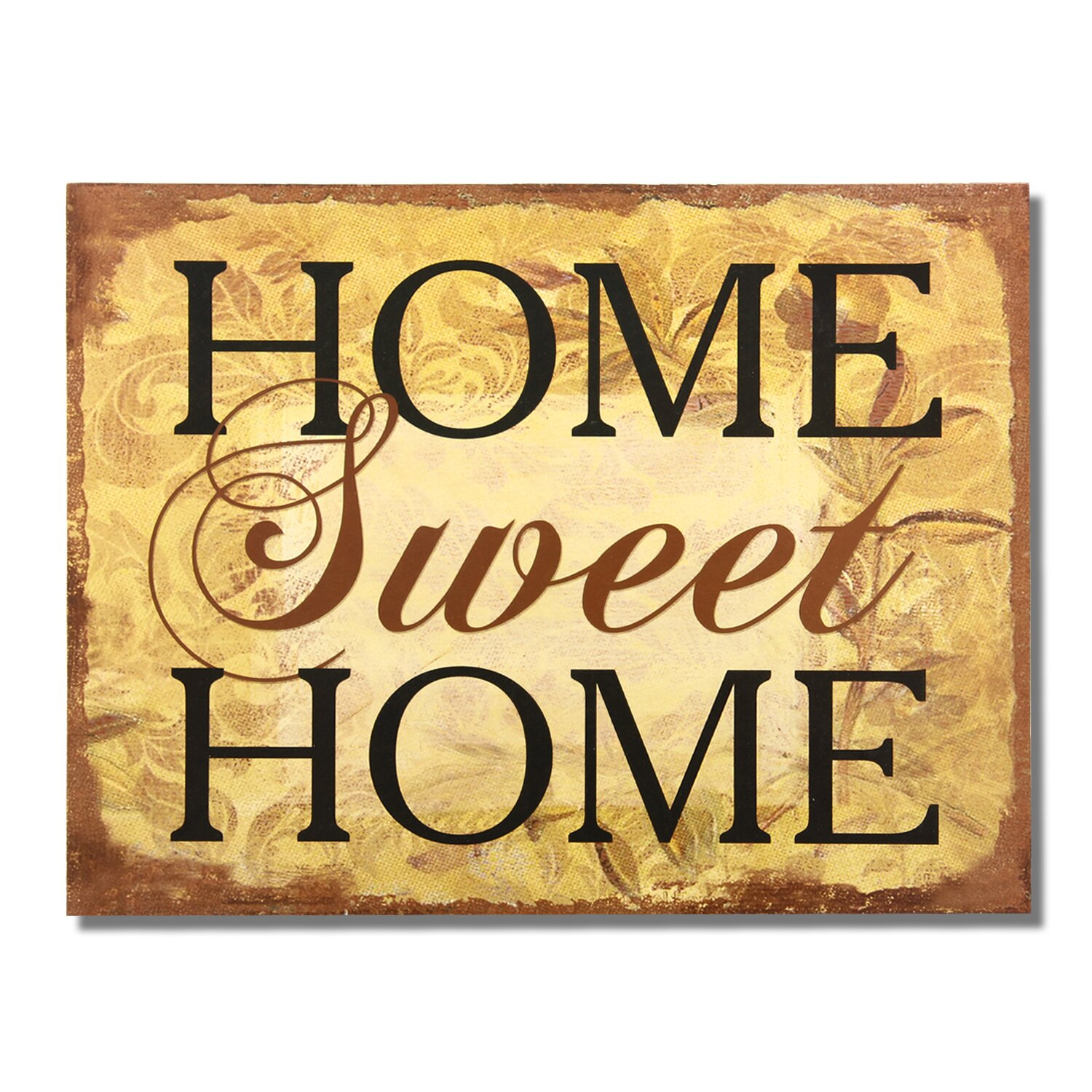 Home sweet home wall decor wayfair Home sweet home wall decor