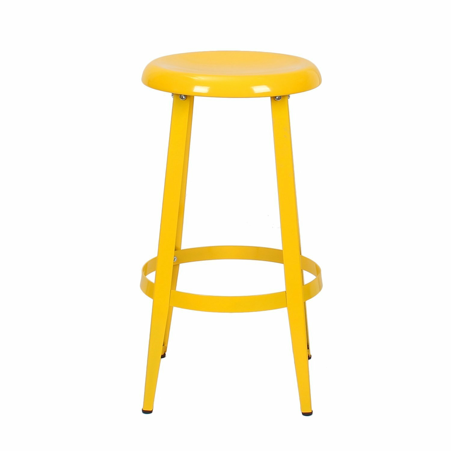 26quot Bar Stool Wayfair : Adeco Metal Stackable Round Top Backless 26 Inch High Stools CH0226 from www.wayfair.com size 1500 x 1500 jpeg 82kB